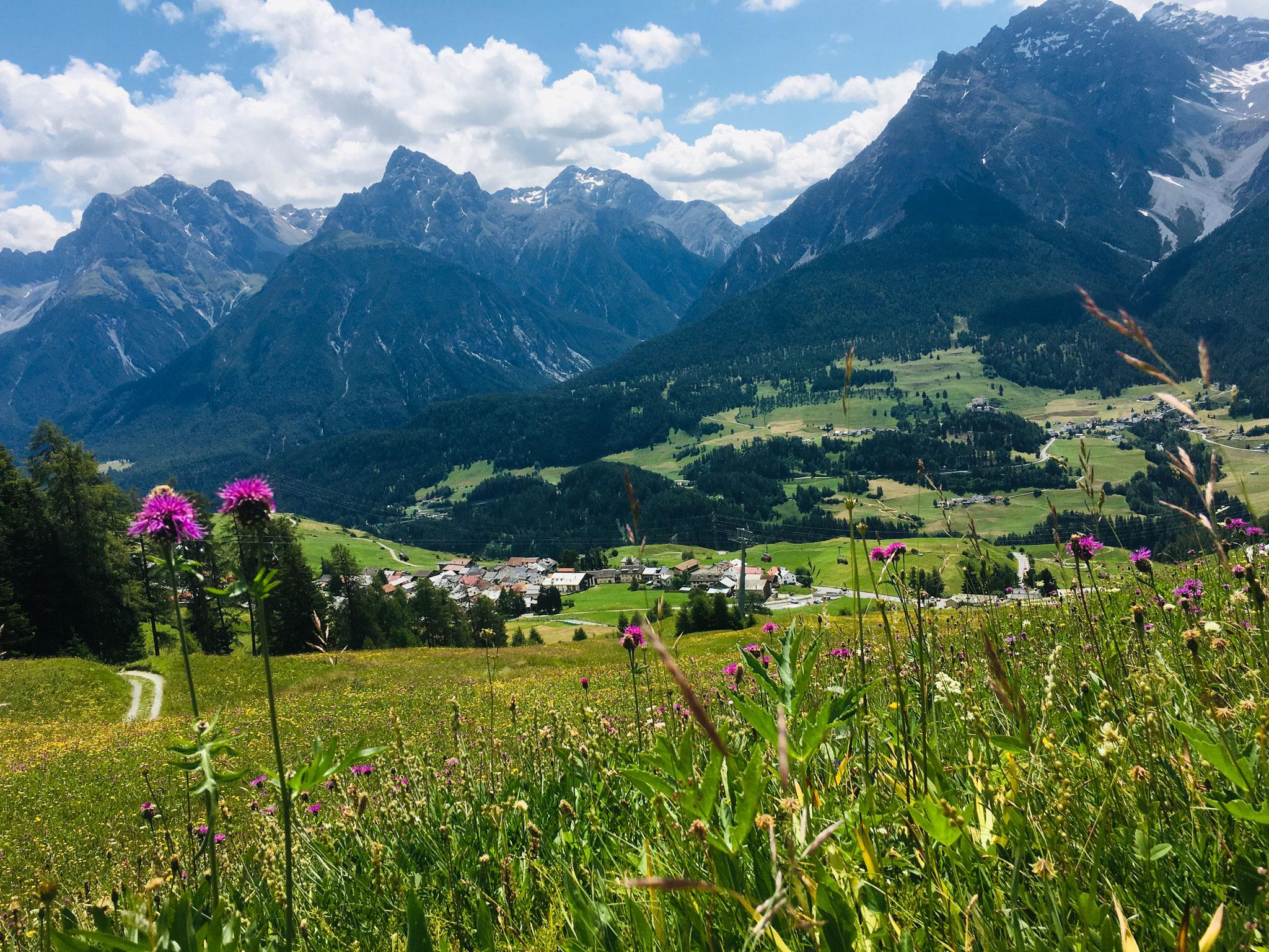 Scuol, Graubünden