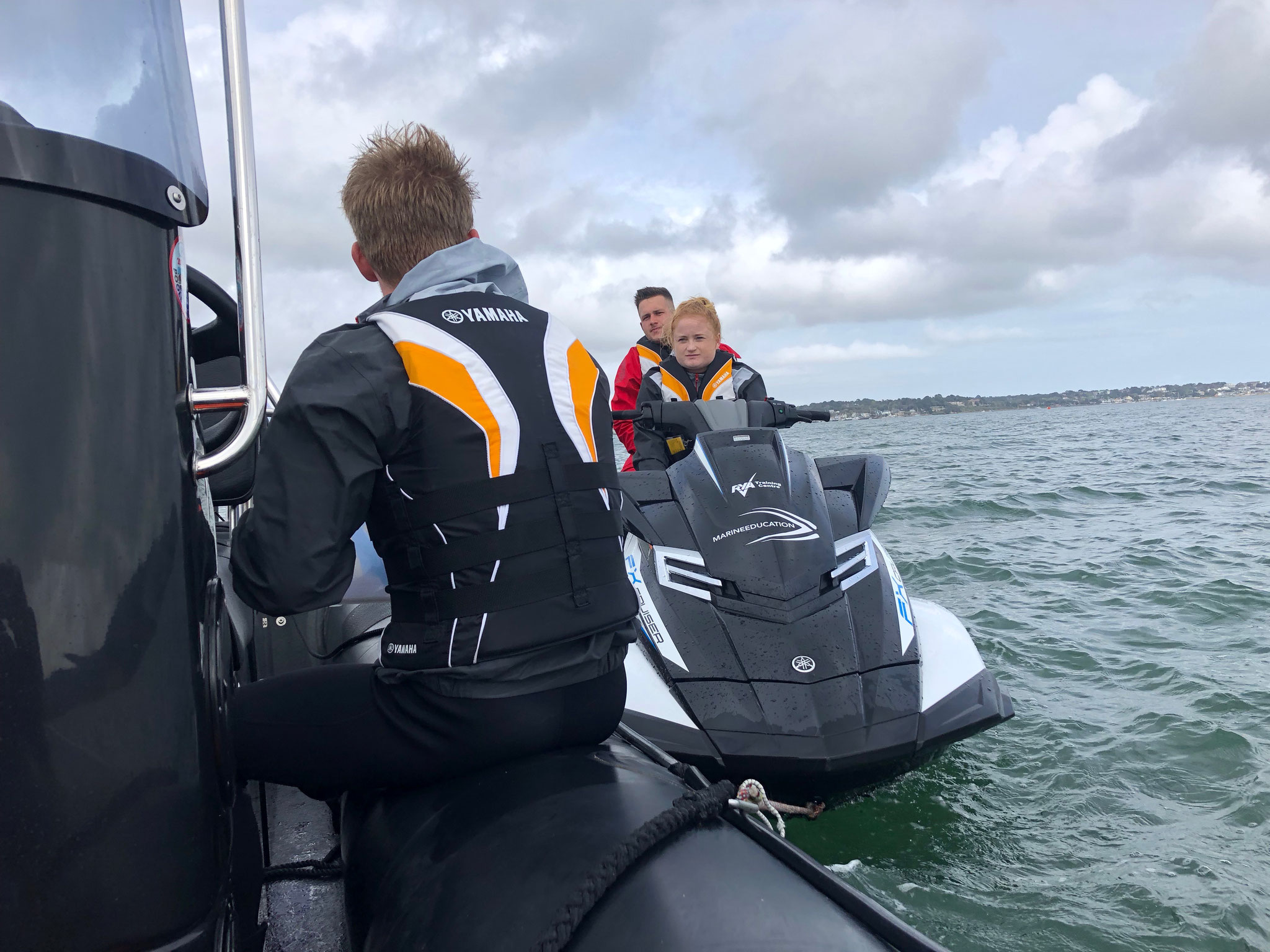 RYA Jetski (PWC) Instructor Course, Poole