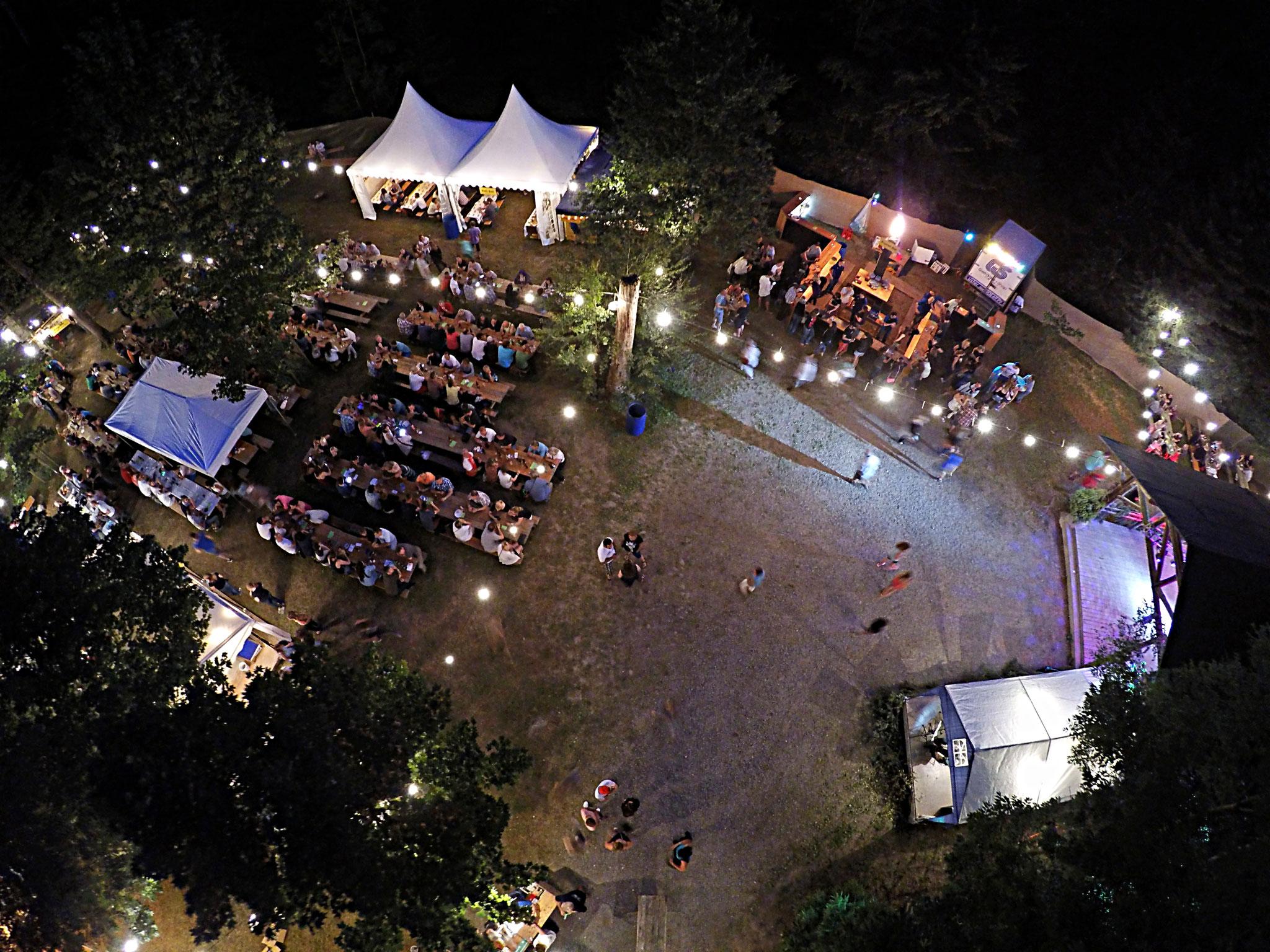 Waldfest Seegräben 2016