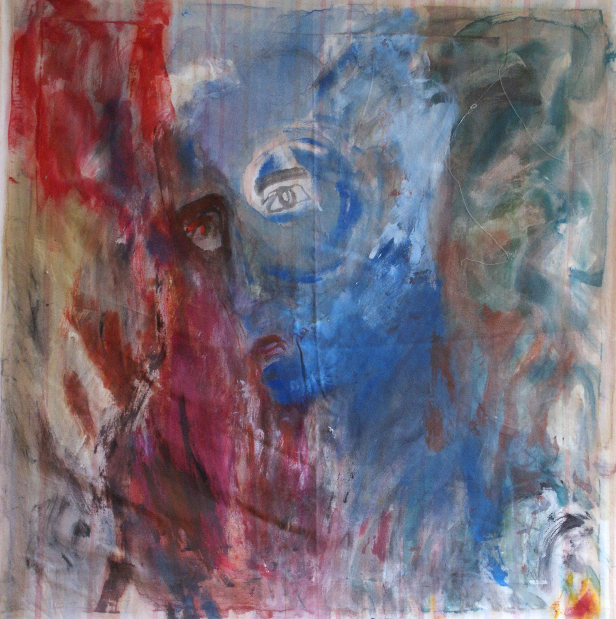 Peinture tissus vendu
