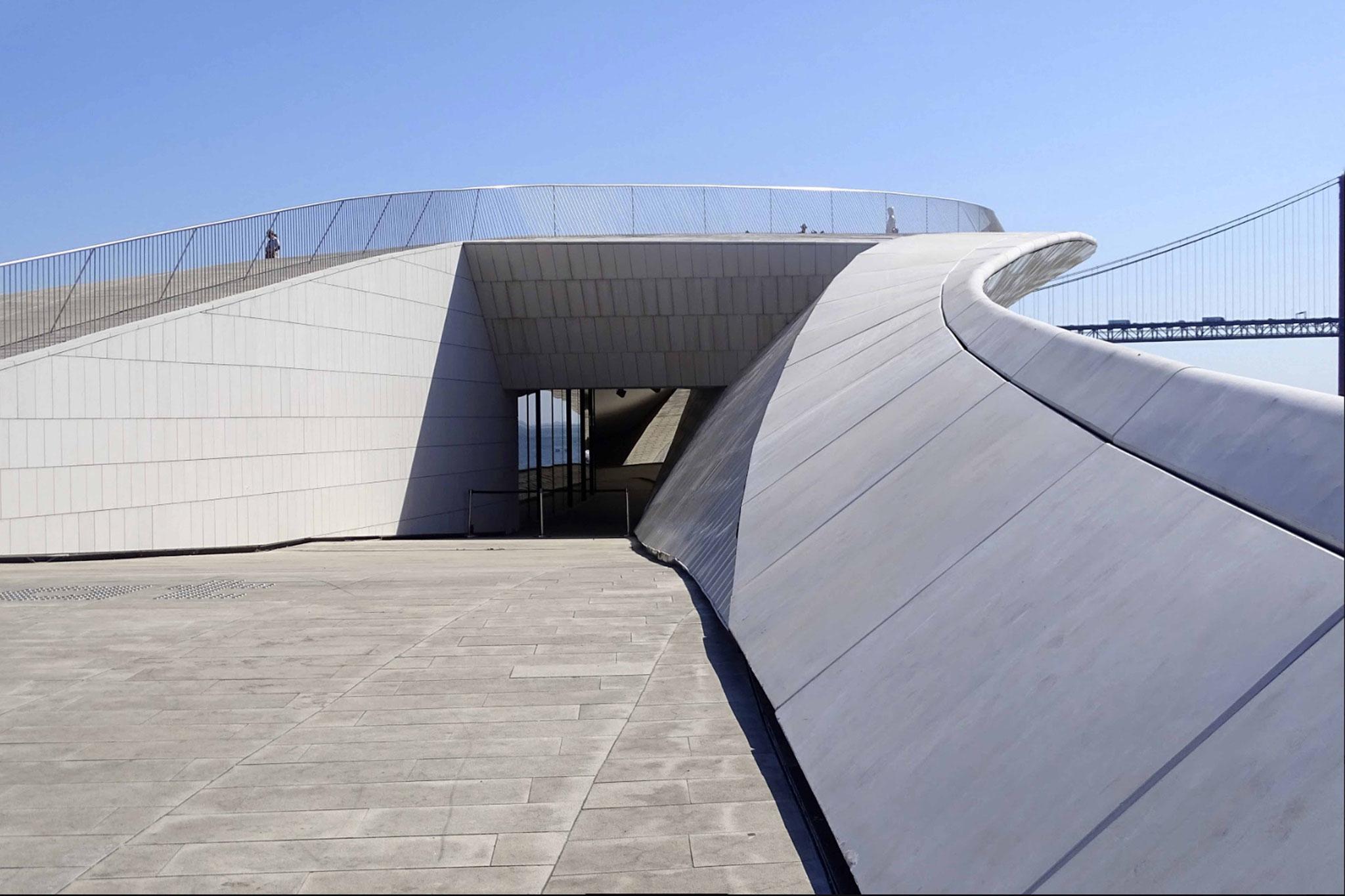 Isabelle ROUSSEAU - Le musée MAAT de Lisbonne