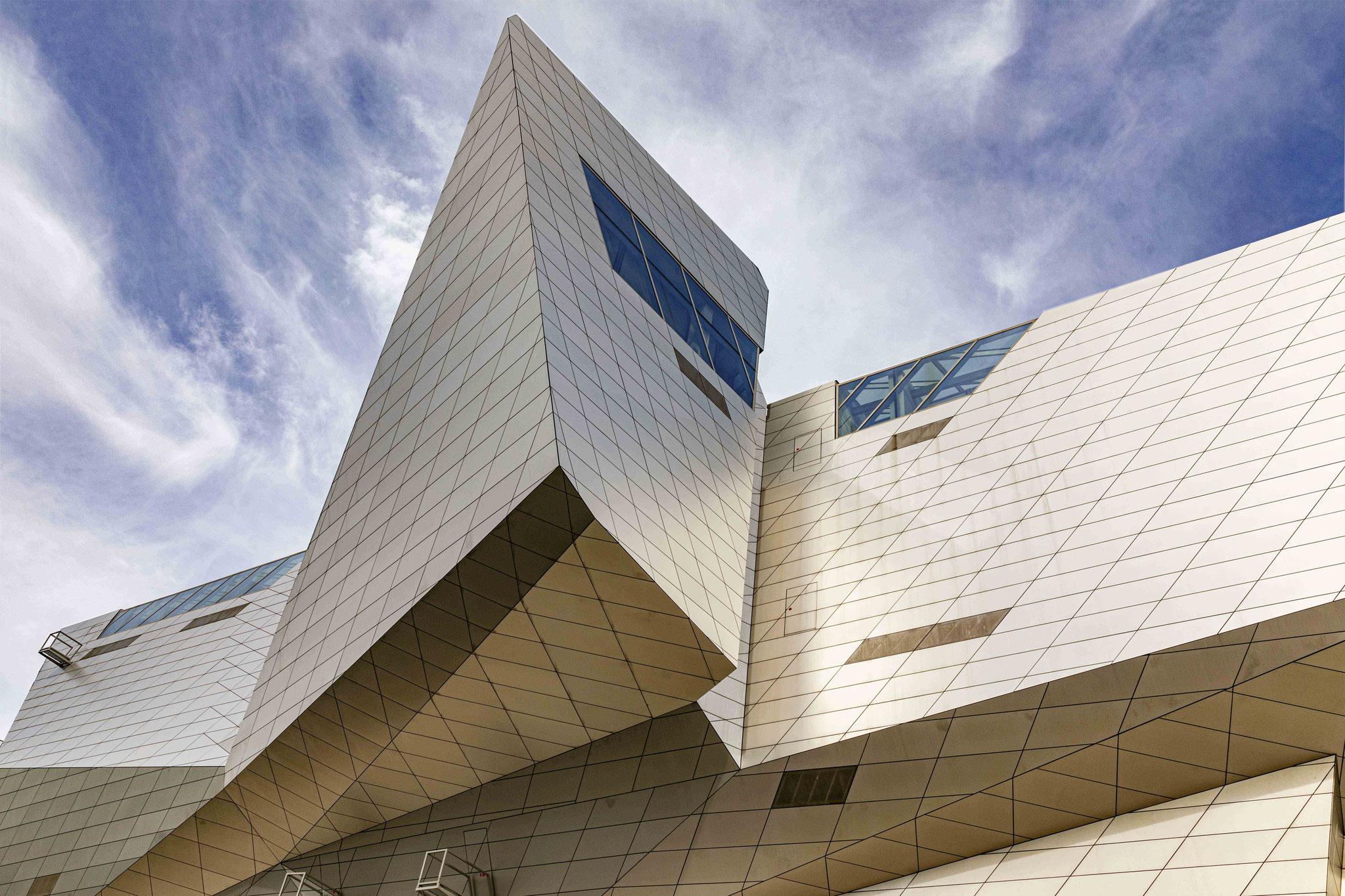 Jean-Michel BARATON - Le musée des Confluences de Lyon