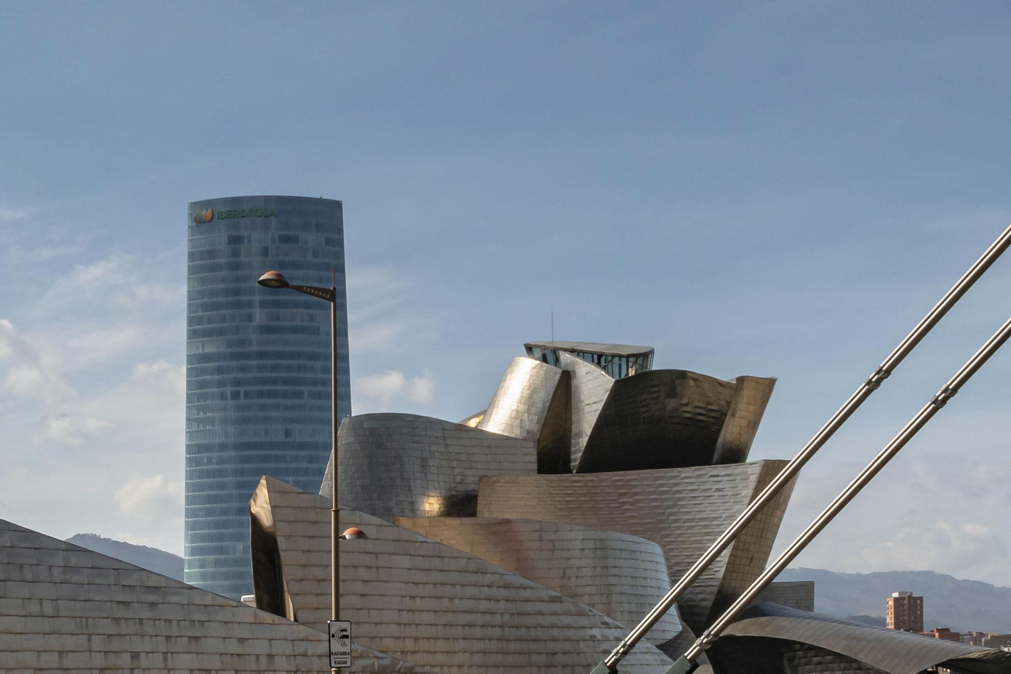 Catherine SEVALLE - Le musée Guggenheim à Bilbao