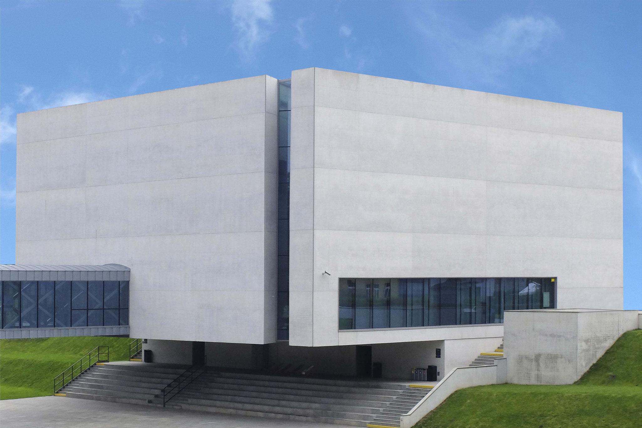 Franck BOURDAJAUD - Bibliothèque de Poznan (Pologne)