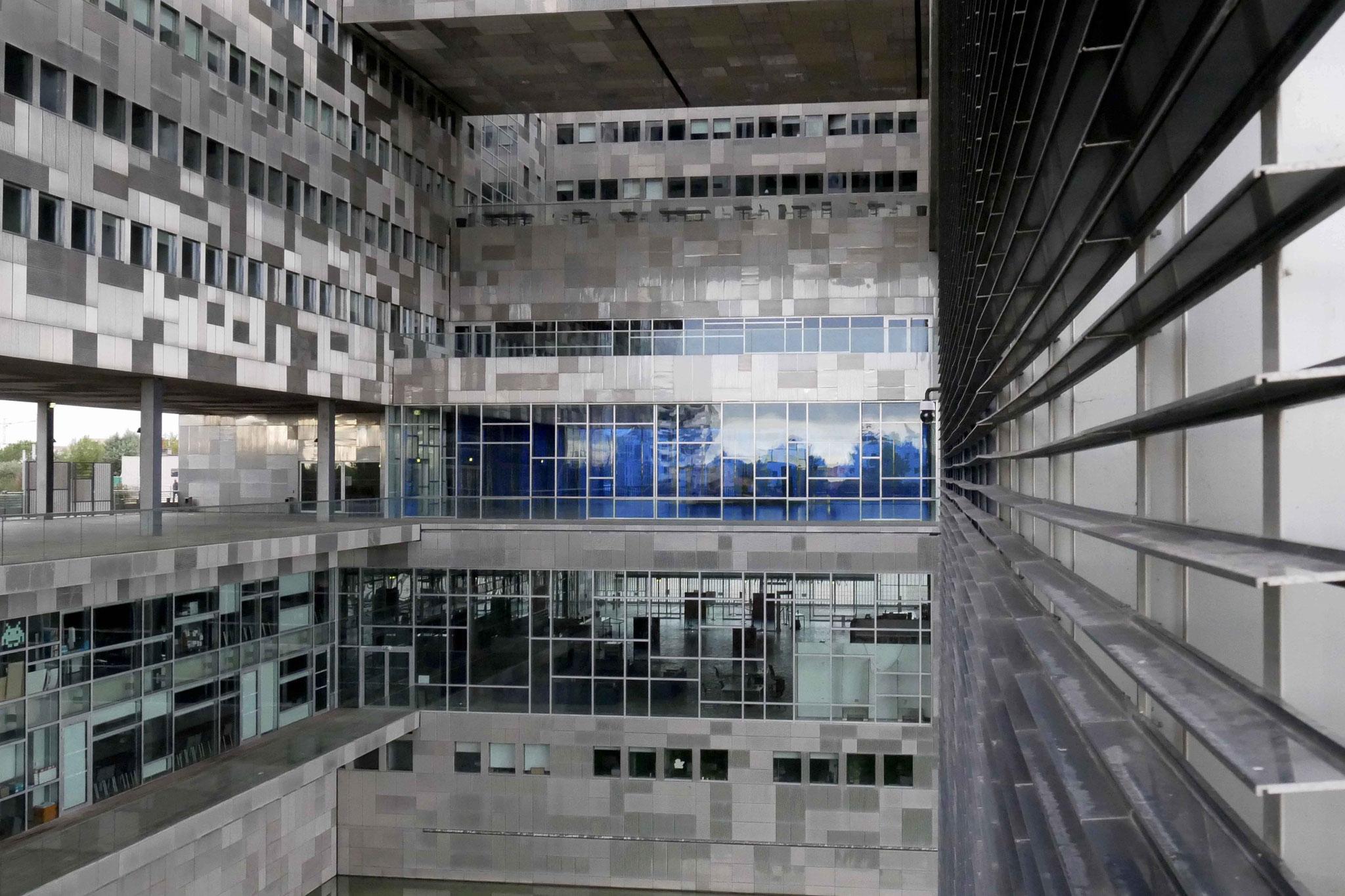 Pascal HEID - L'hôtel de ville de Montpellier