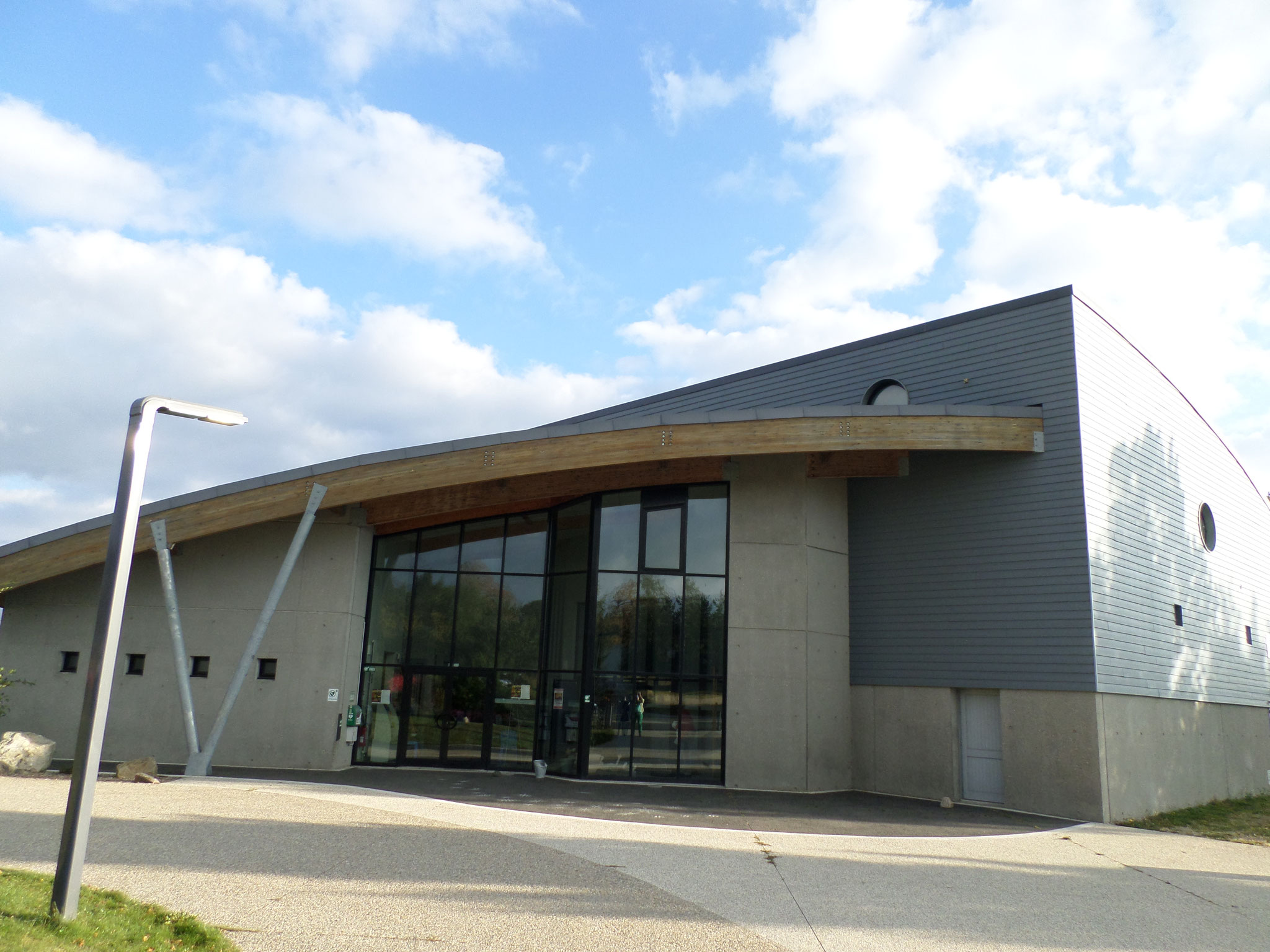 """""""Salle des arts""""  St Agrève 07"""