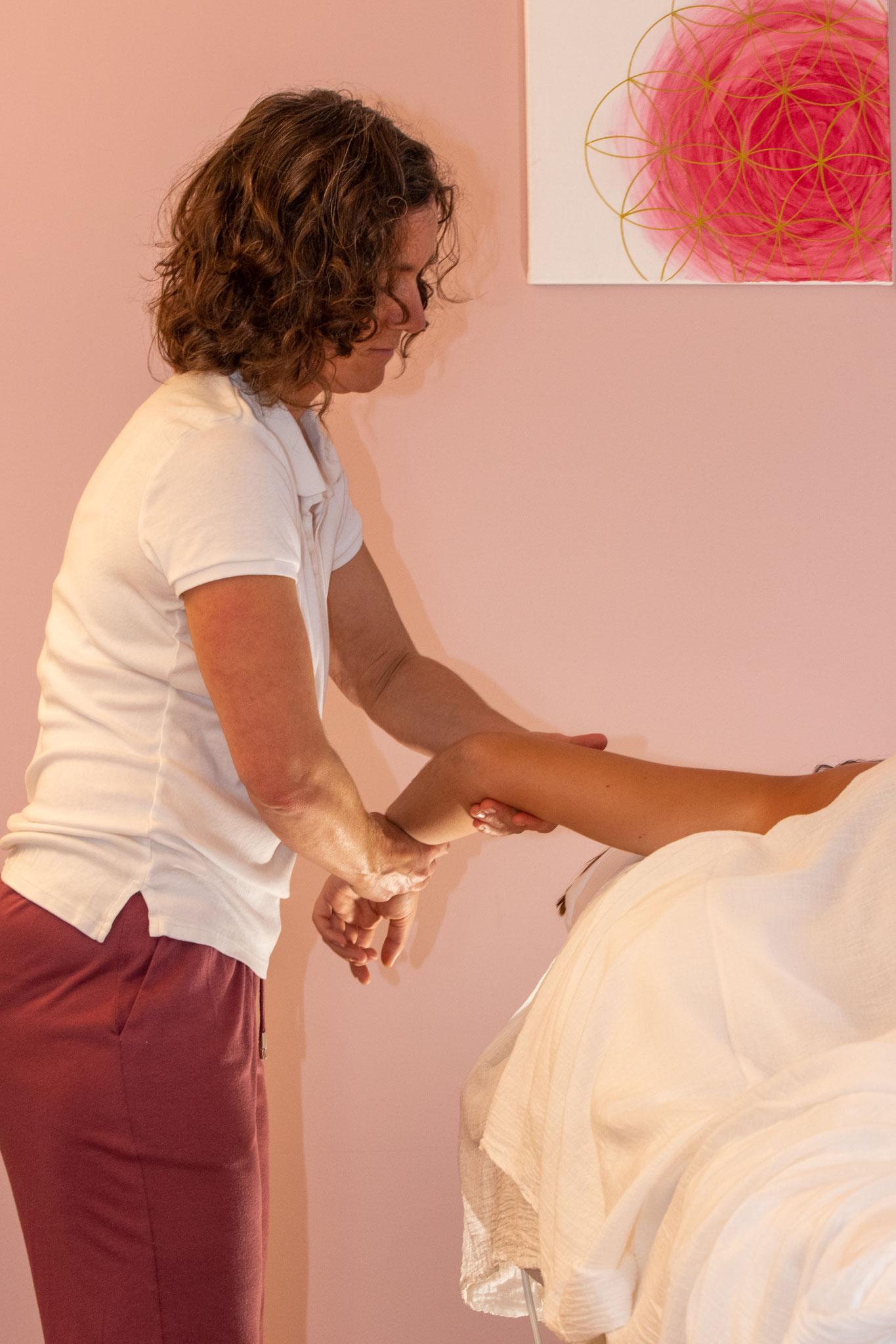 Schwingkissen-Therapie