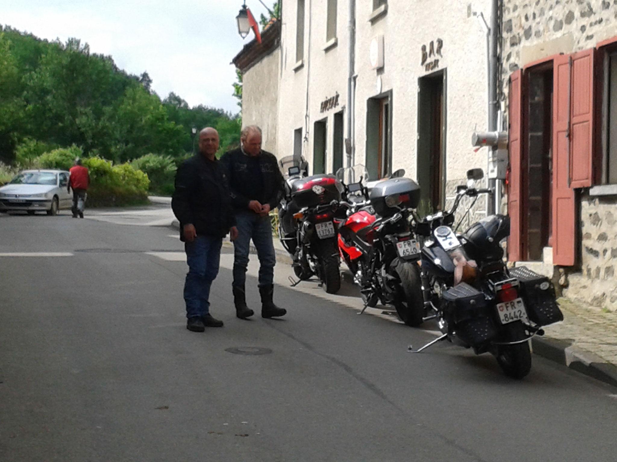 MCI Sternfahrt Brioude Frankreich