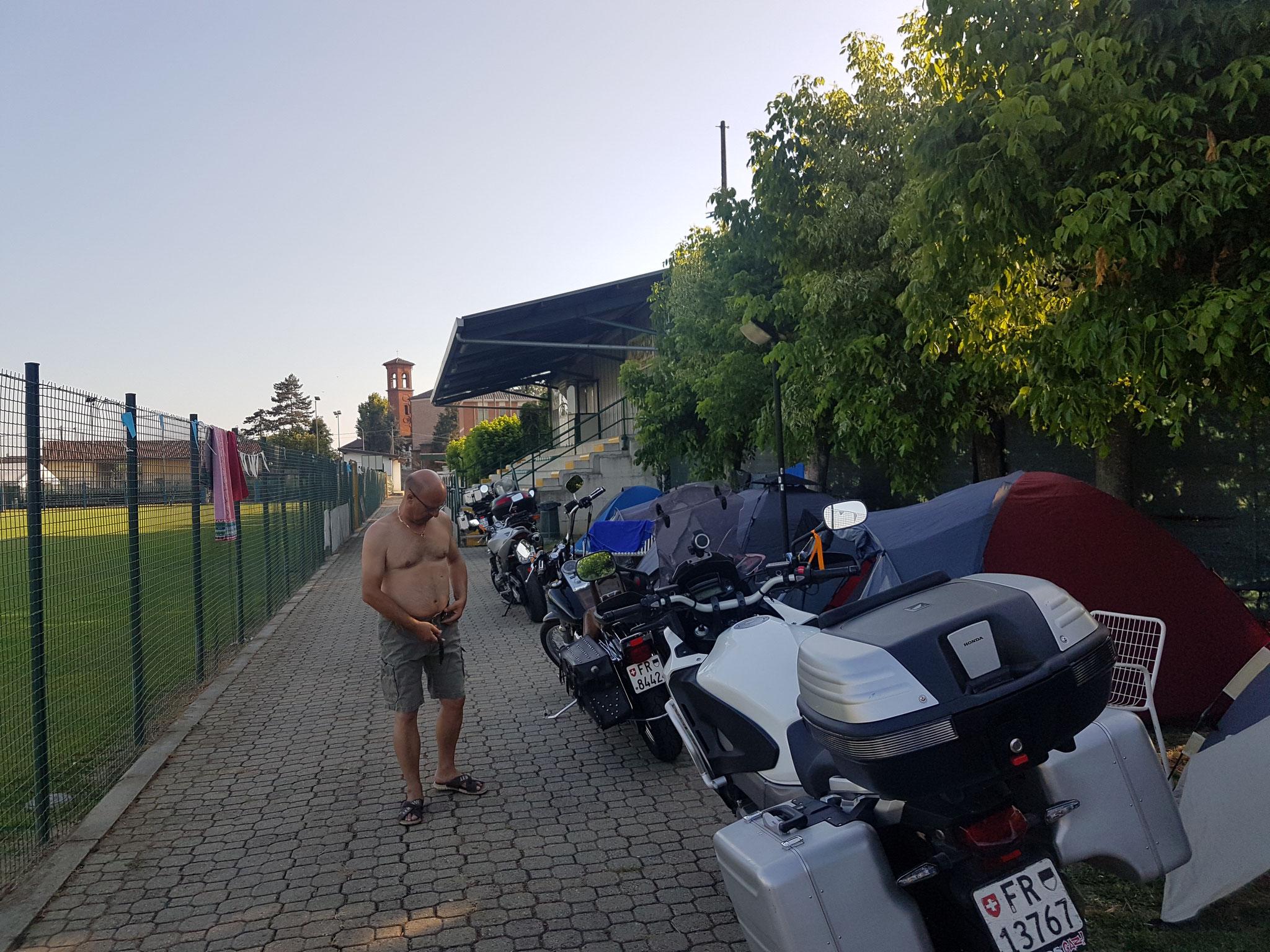 Sternfahrt Alessandria