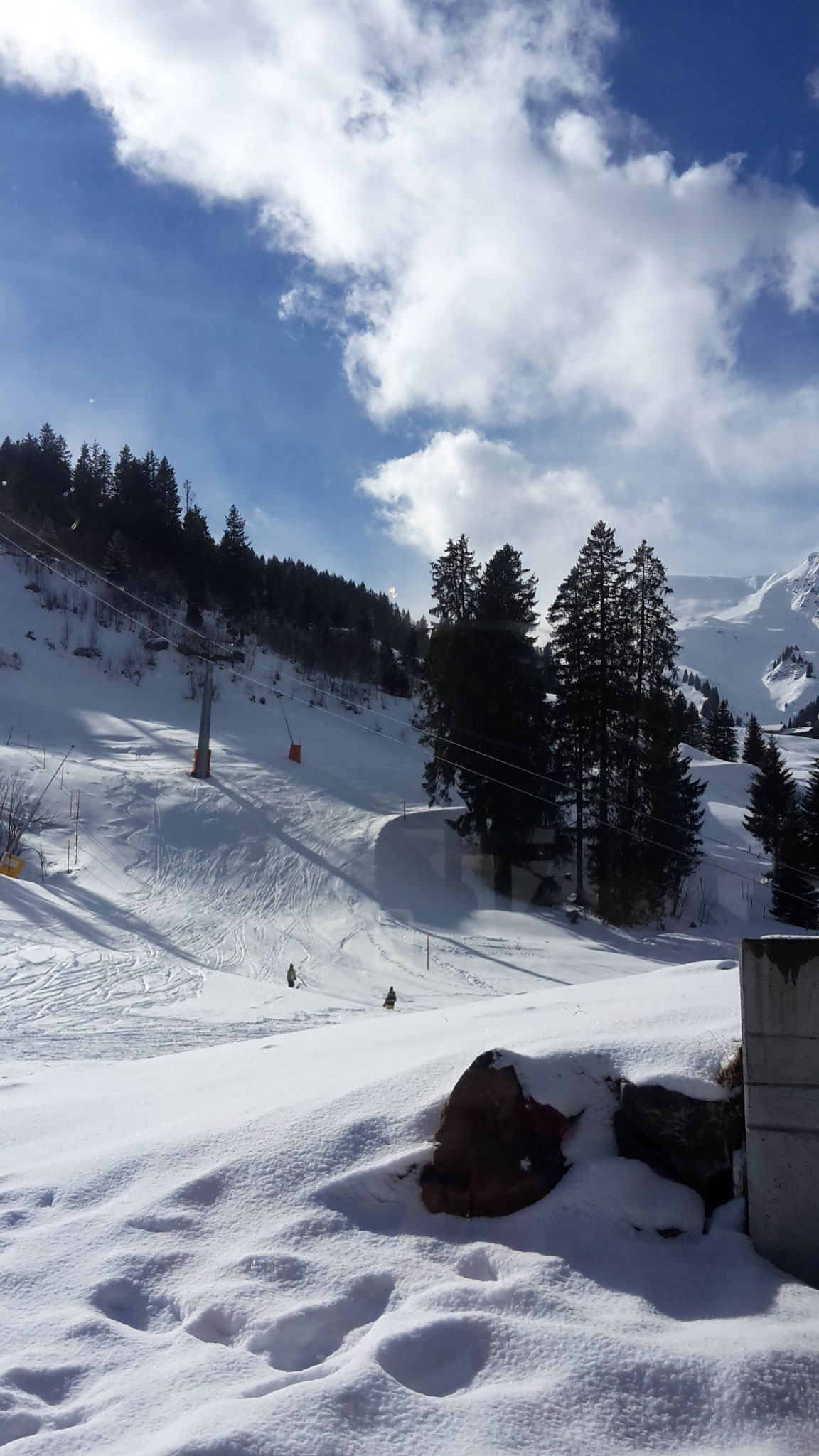 Ski Ausflug