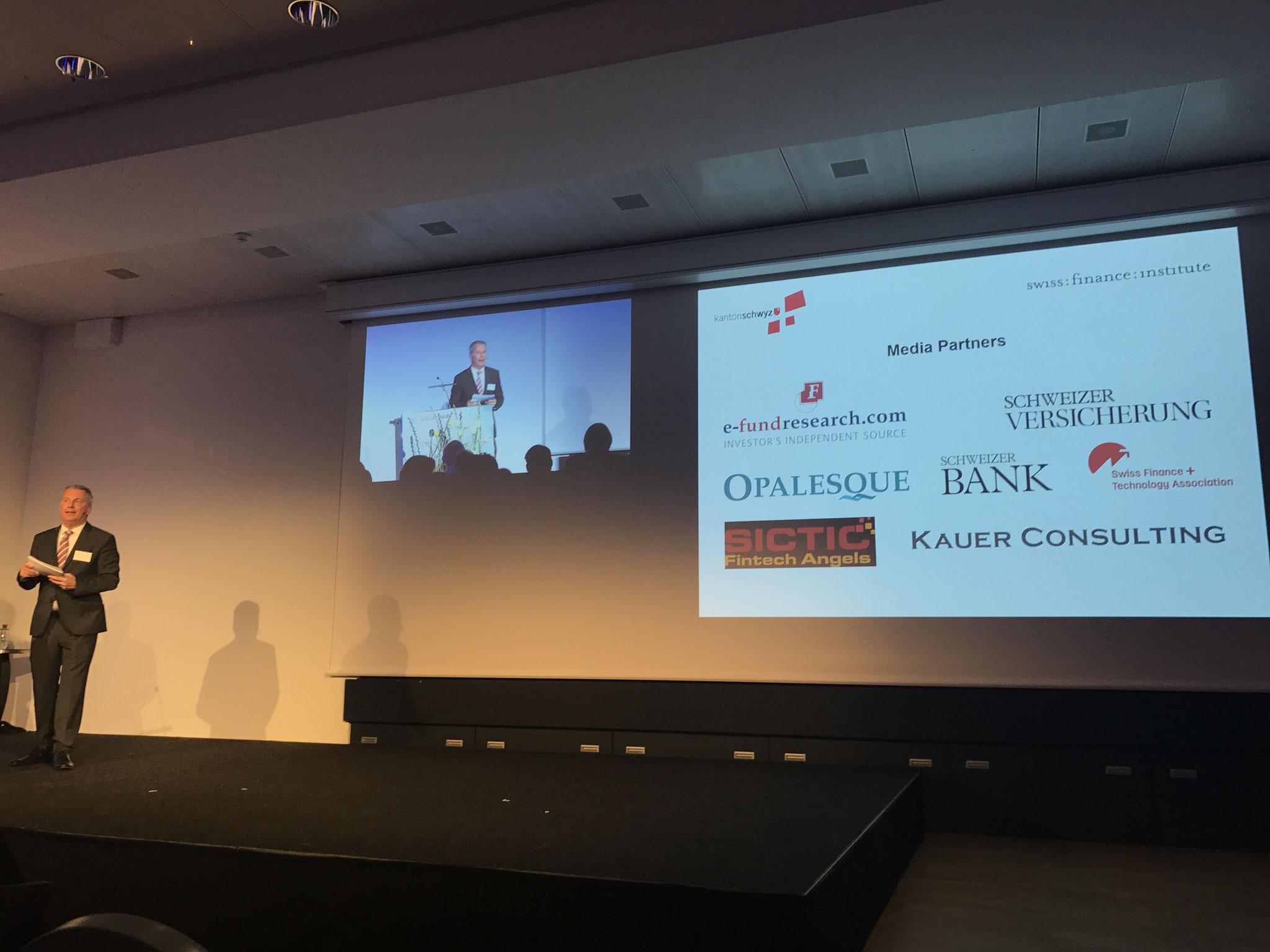 Swiss Asset Management Day 2017: Media Relations (Hyperlink: Webpage, siehe rechte Seite, Sektion Media)