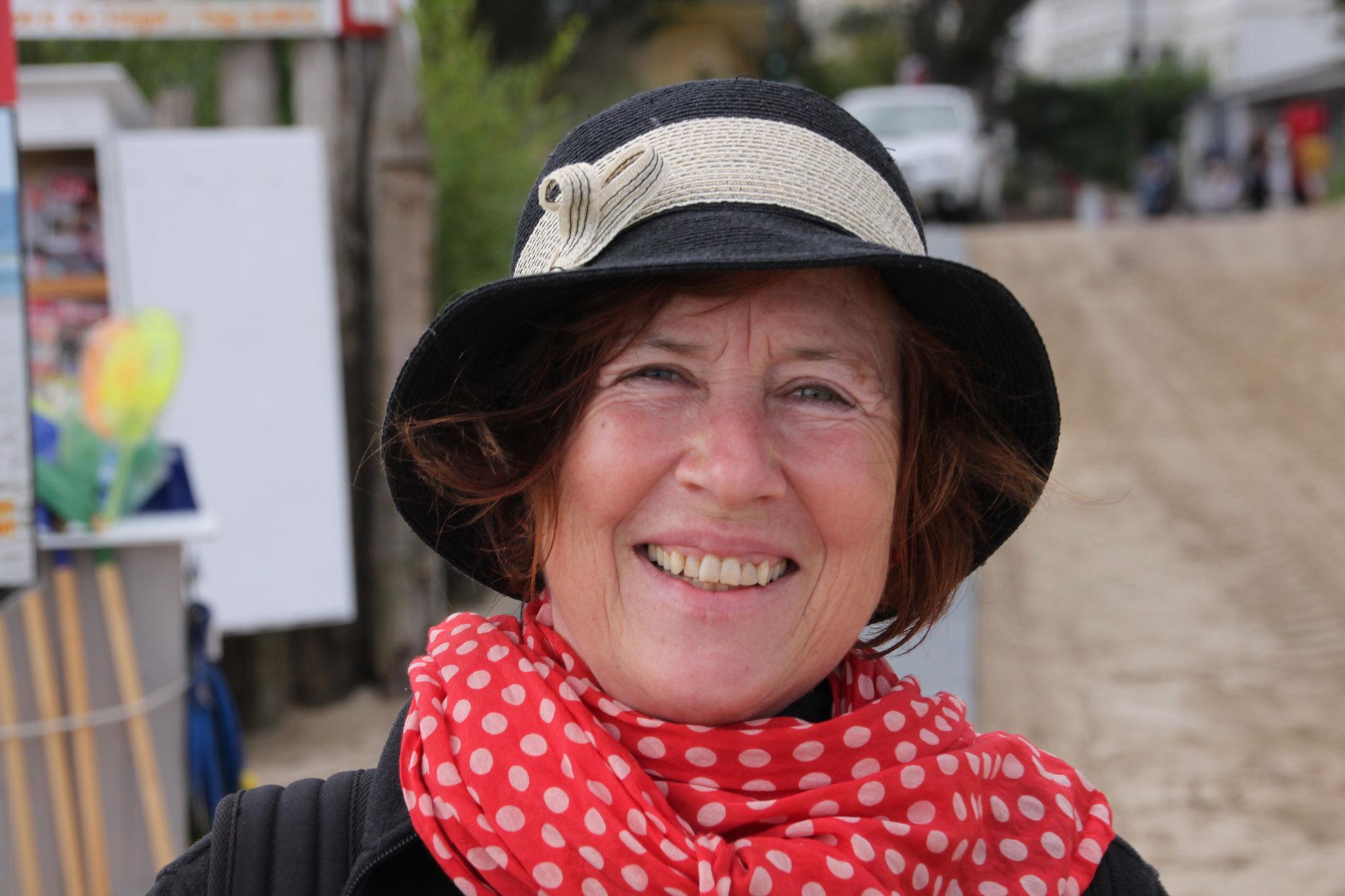 Angelika Hykel, Deutschland, Psychotherapeutin
