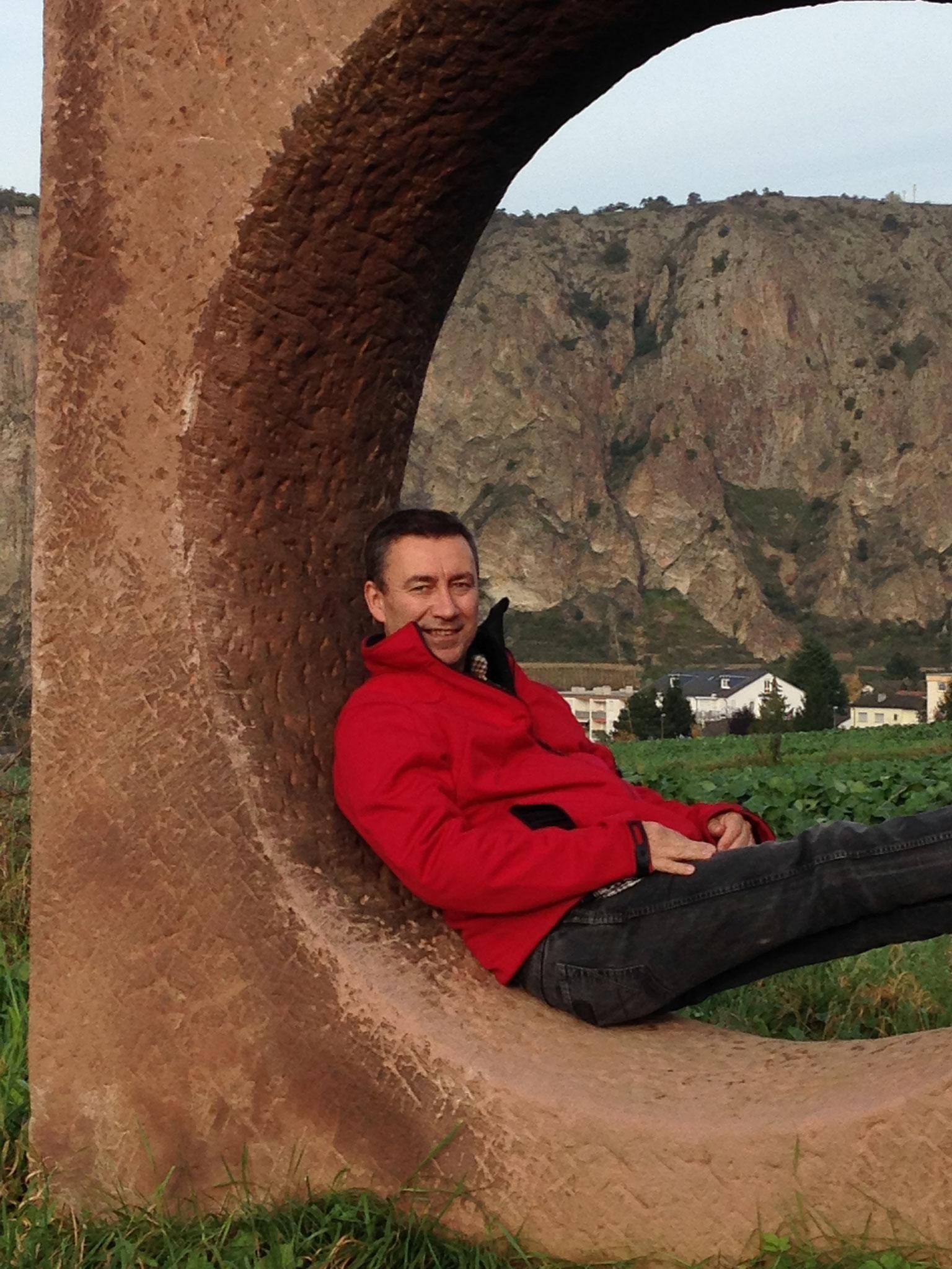 Michael Schmidt-Edinger, Österreich, Mitarbeiter bei der UN