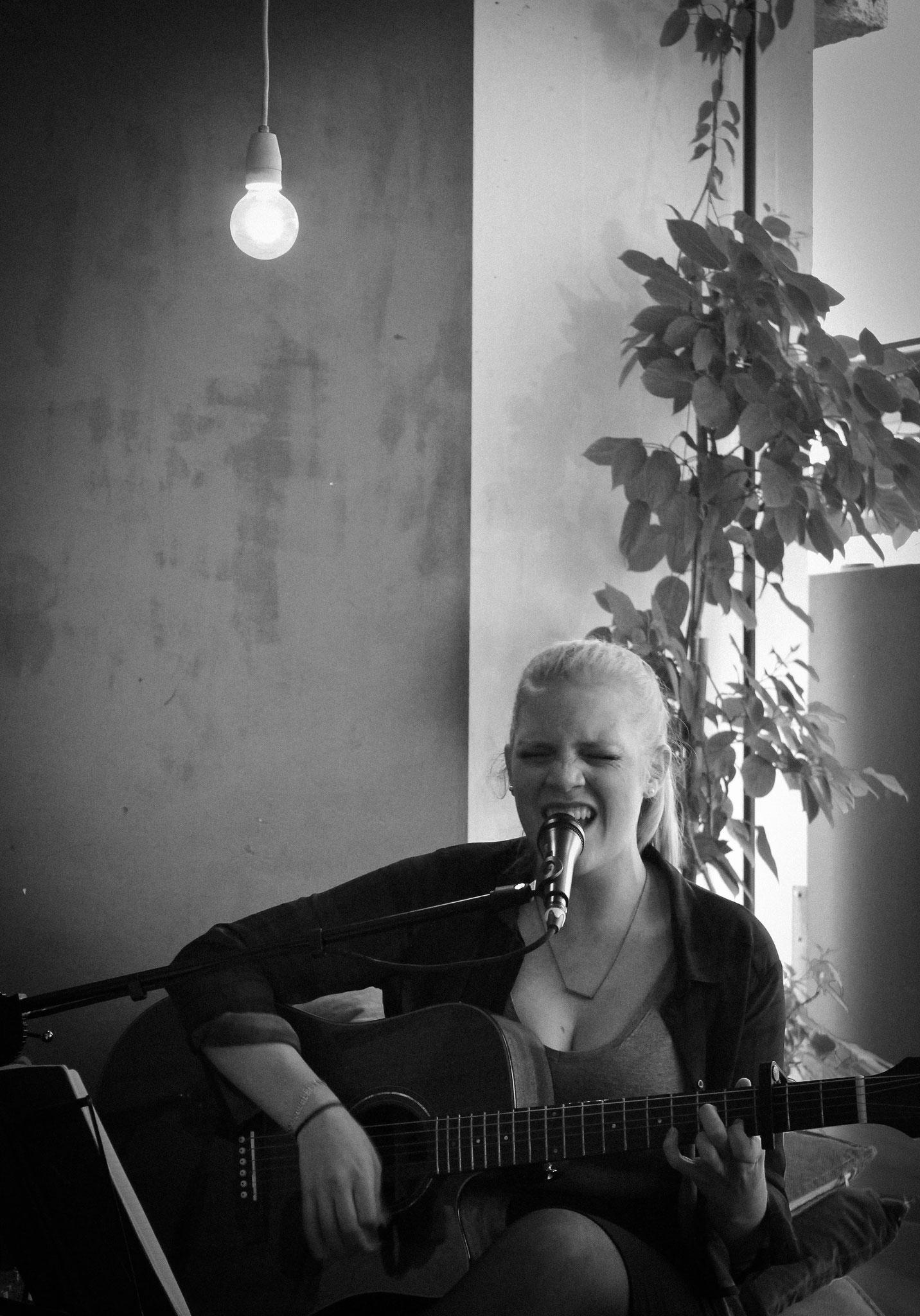 Solo Show, Café Plüsch (CH) 2018