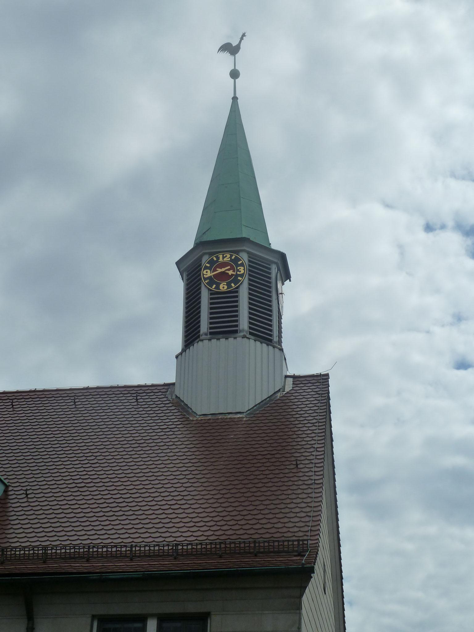 Наш приход в новом храме, Stuttgart-Feuerbach, май 2010 года