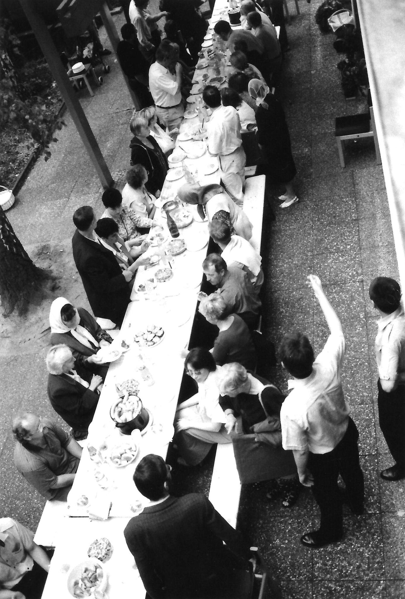 Престольный праздник, 5 августа 2001 года