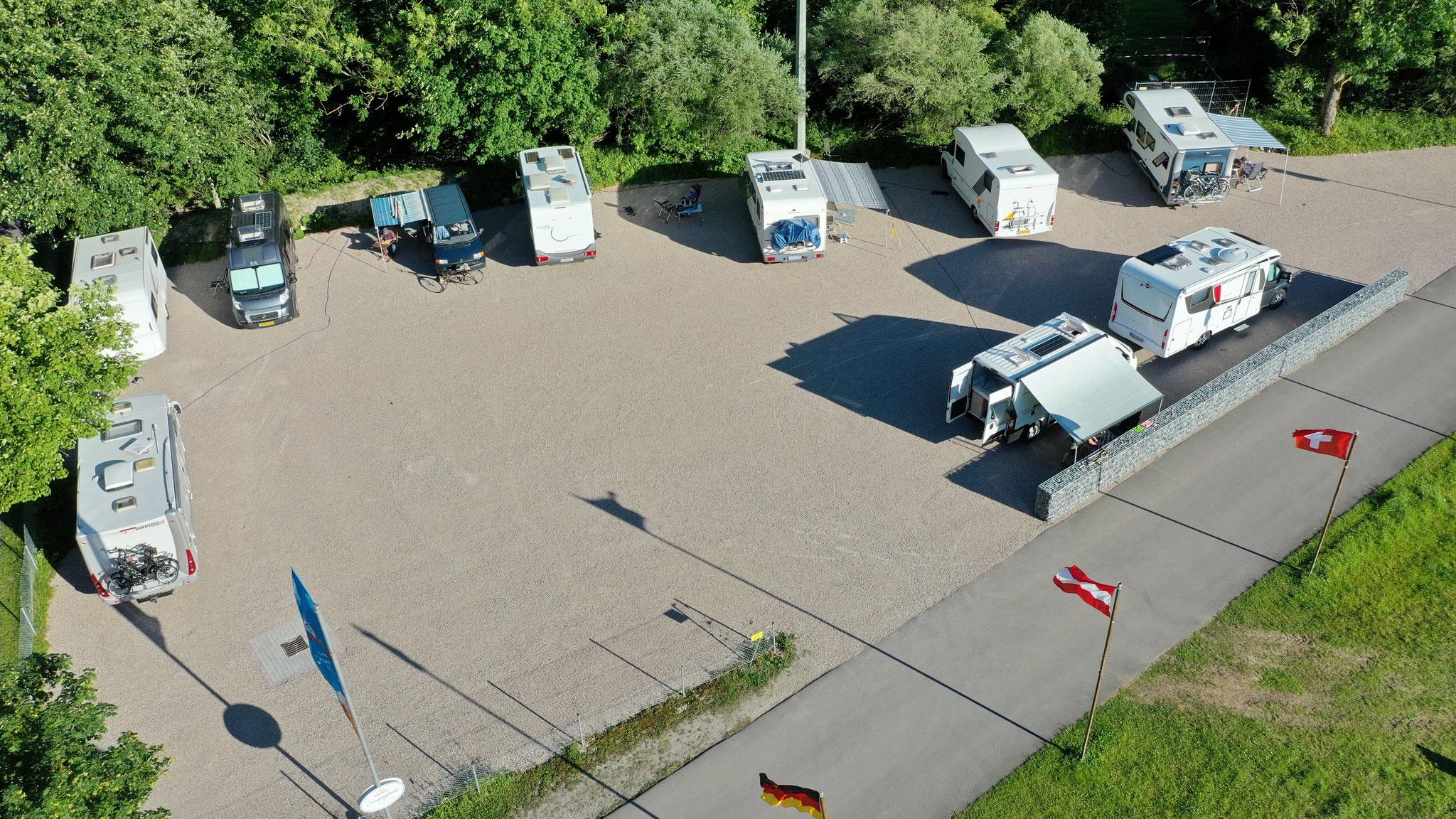 Stellplatz Camping Pfronten bei Füssen