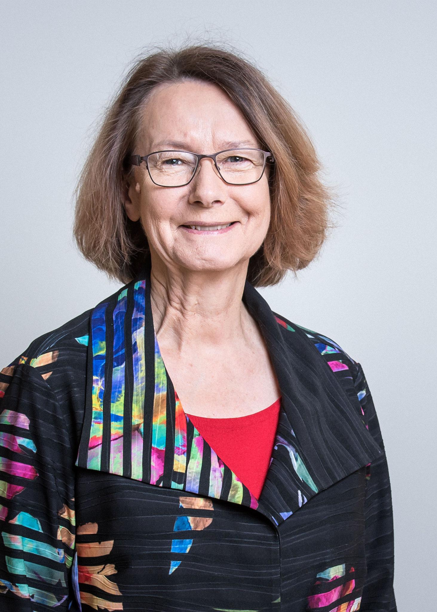 Portraits: Evelyne Gebhardt MdEP