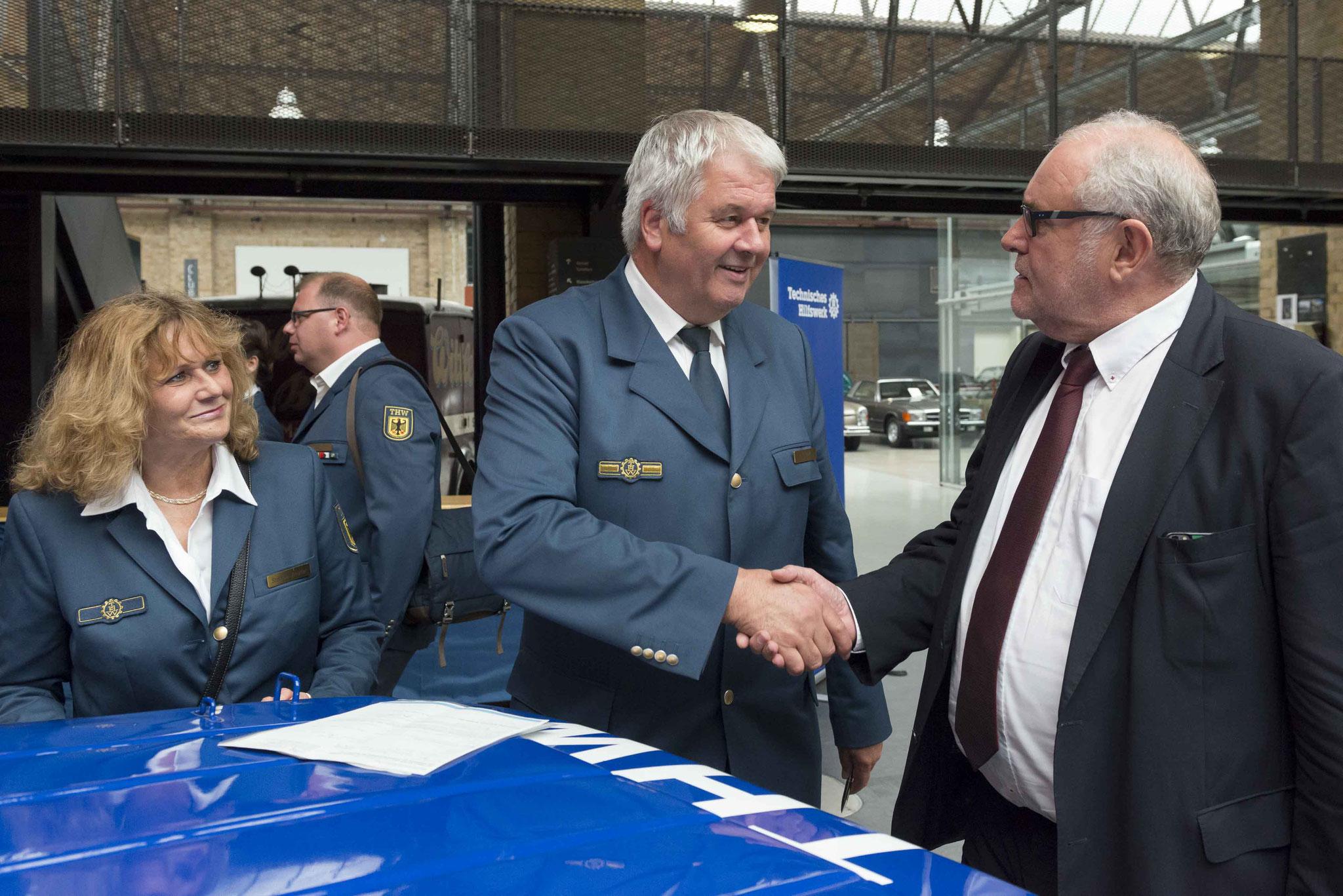 Albrecht Broemme jetzt Mitglied beim Sozialwerk der Inneren Verwaltung des Bundes