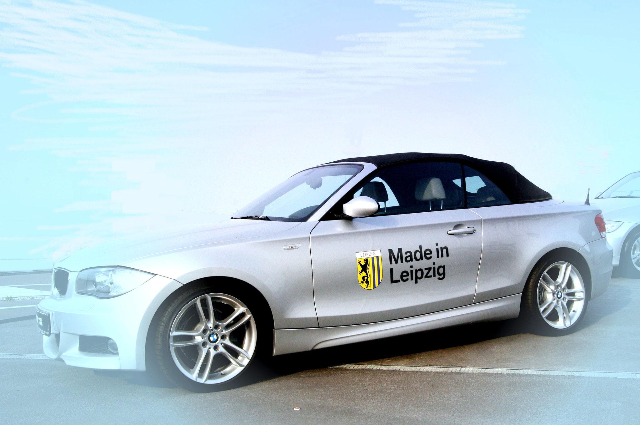 3er BMW - Made in Leipzig