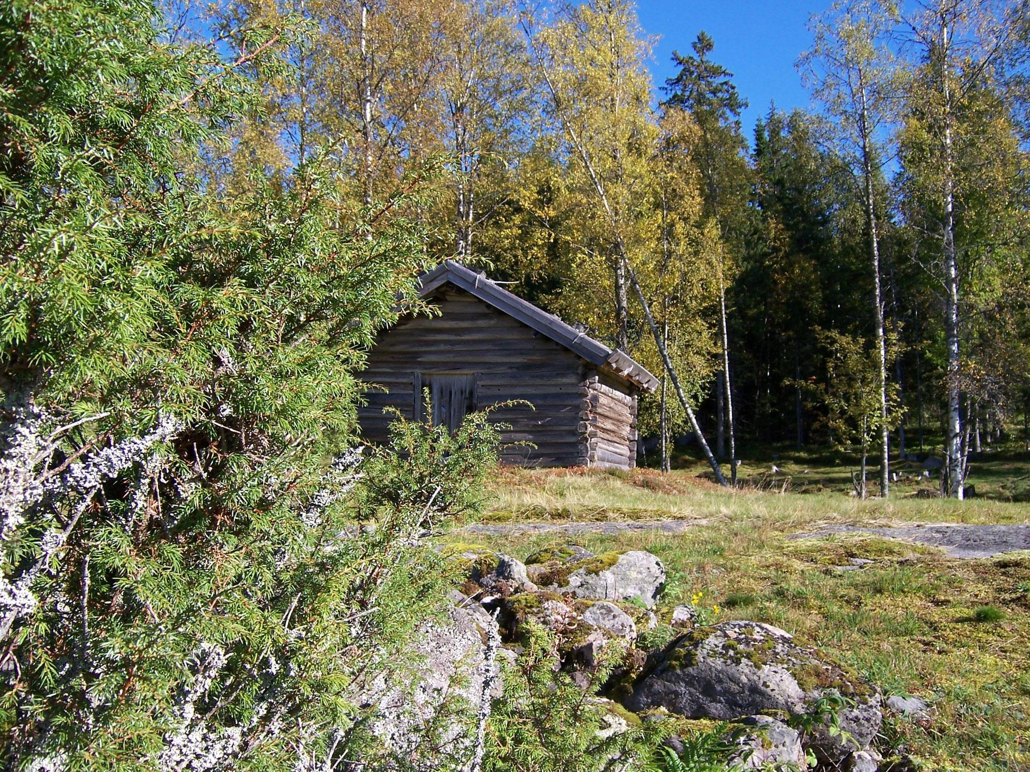 Aborretjärnberg - sevärdheter i Finnskogen