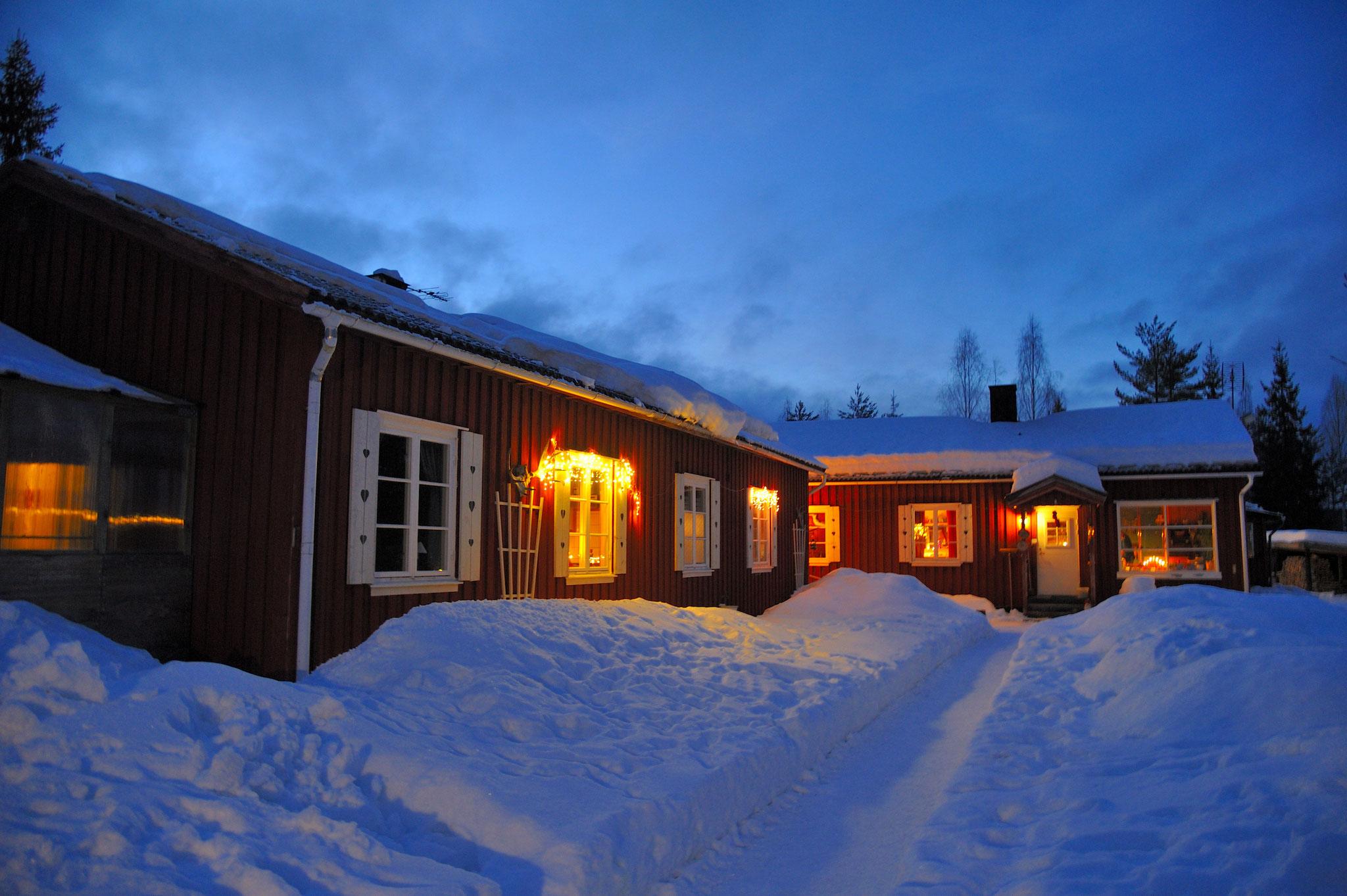 Nya Skogsgården - Hostel