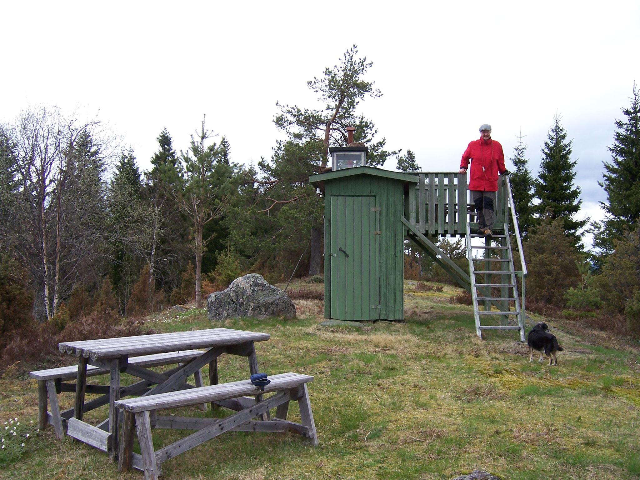Der kleinste Wachturm