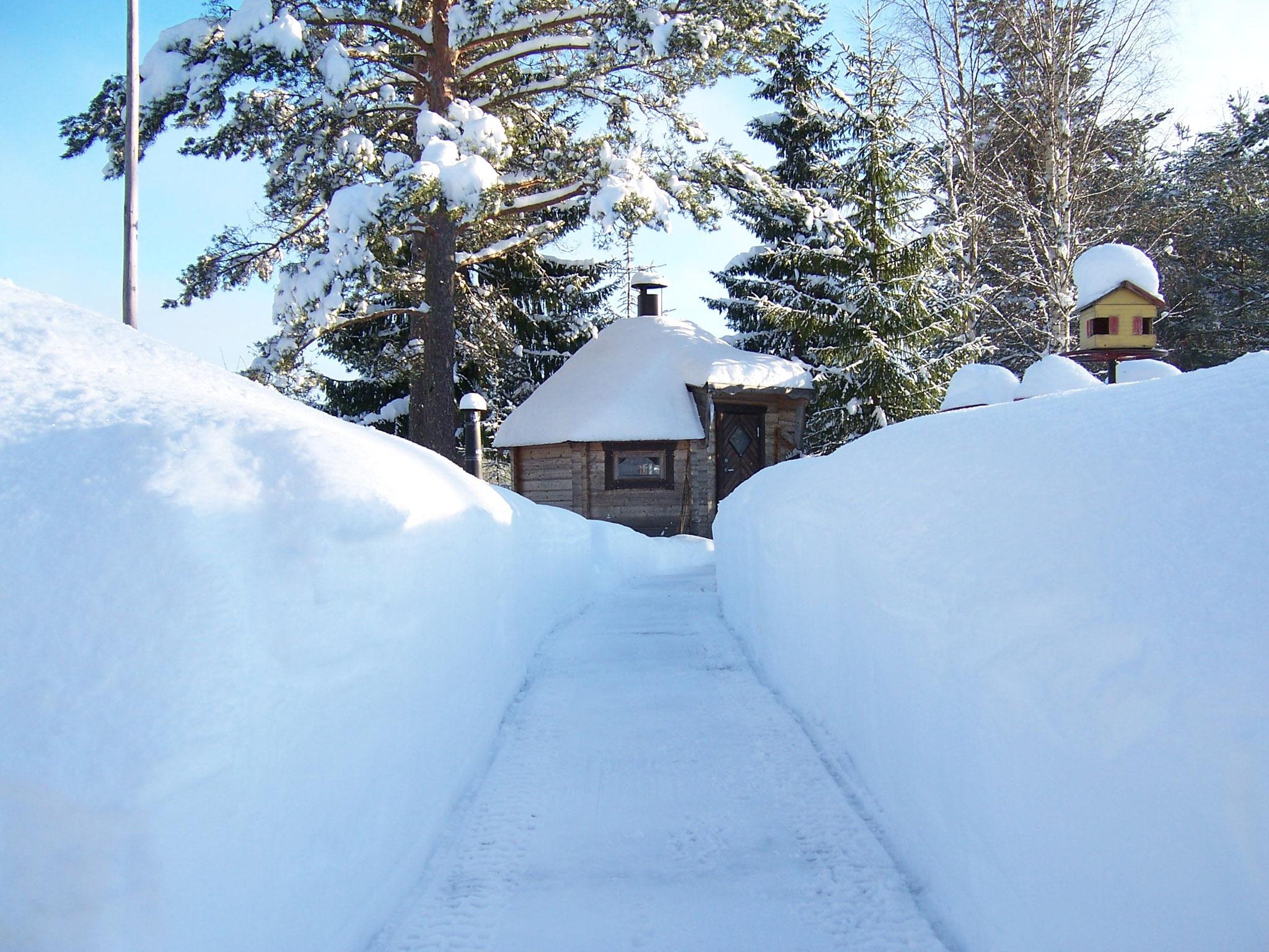 Nya Skogsgården - Barbecue hut