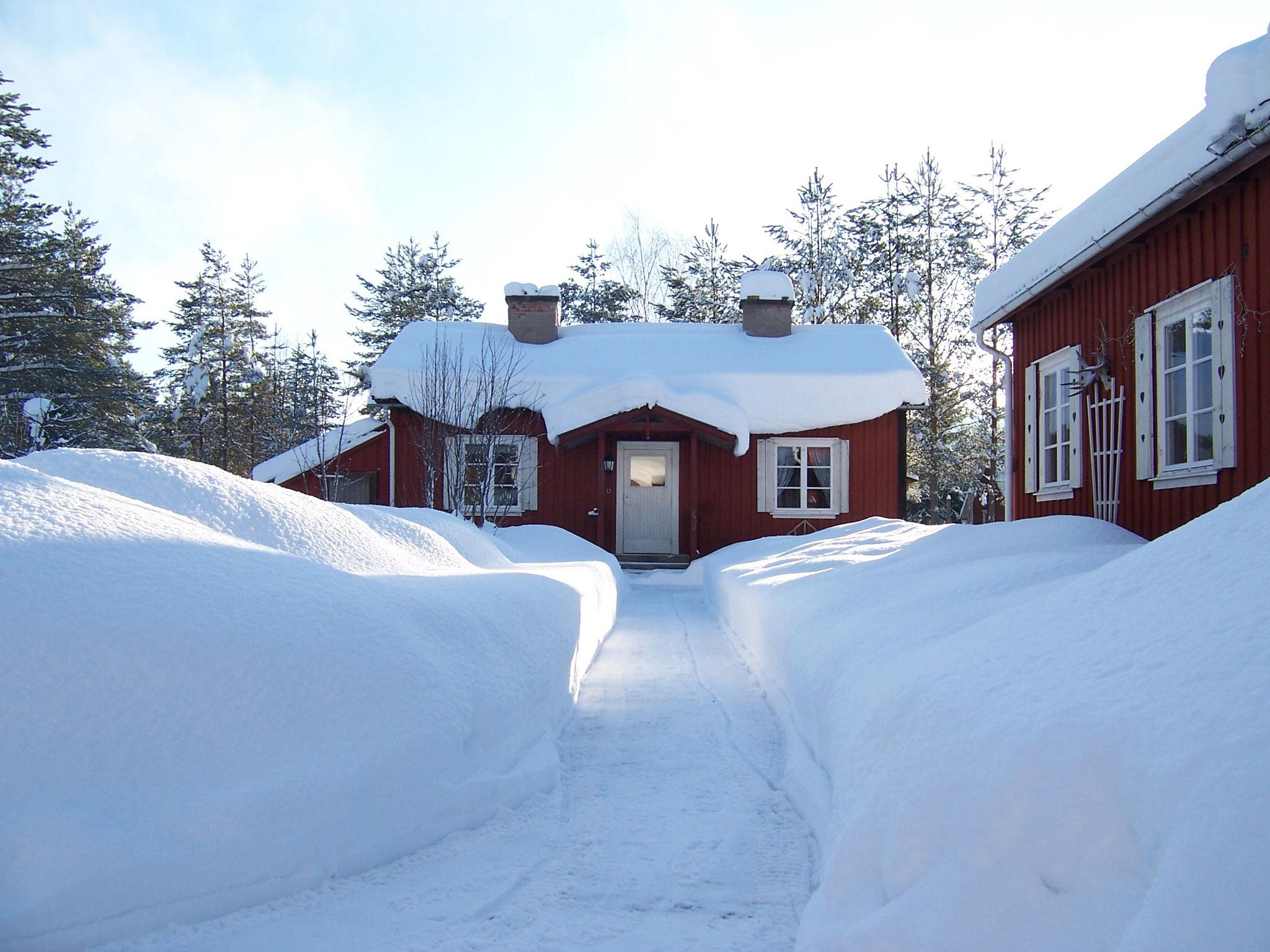 Nya Skogsgården - Gästhus