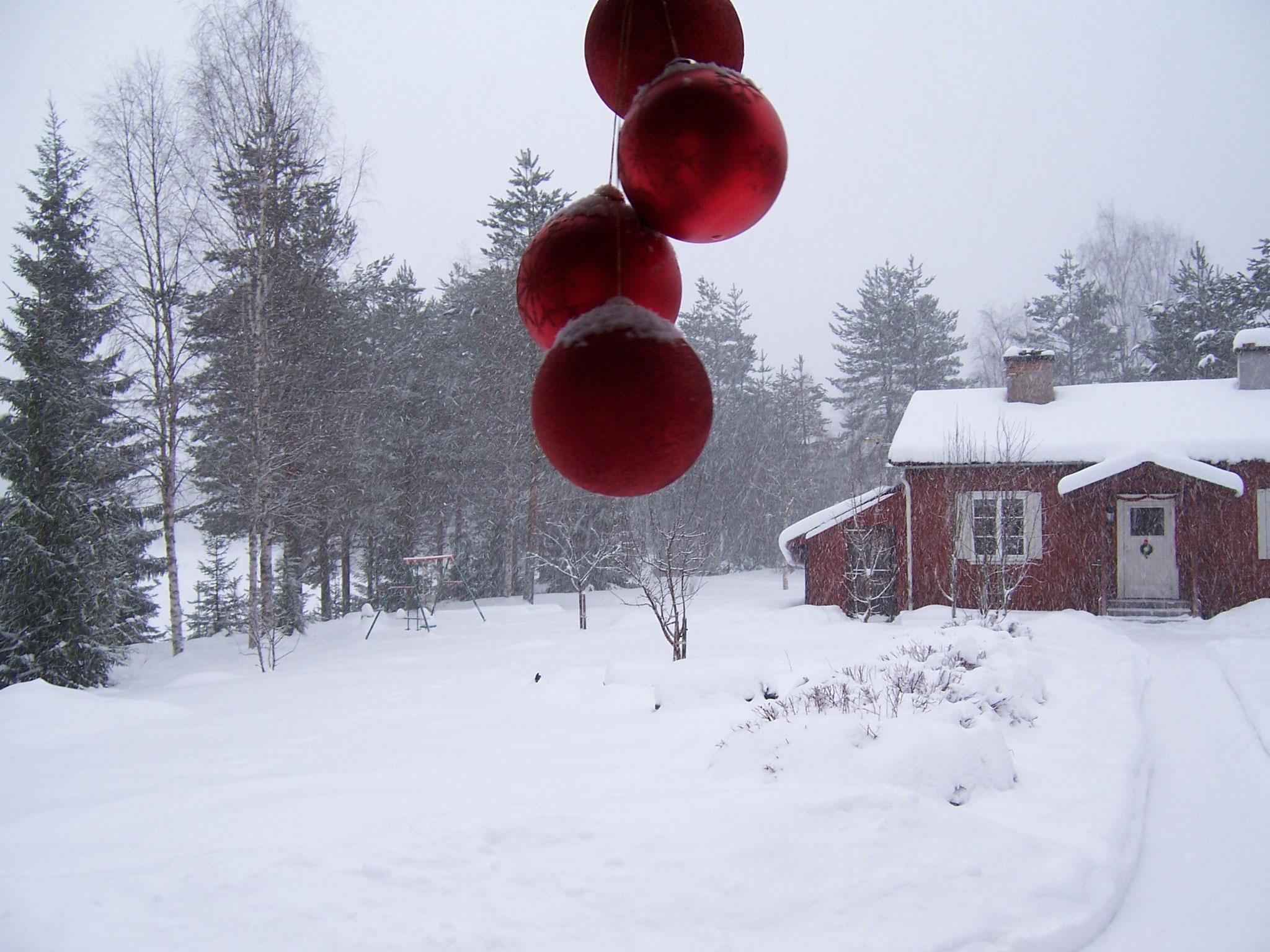 snart är det jul