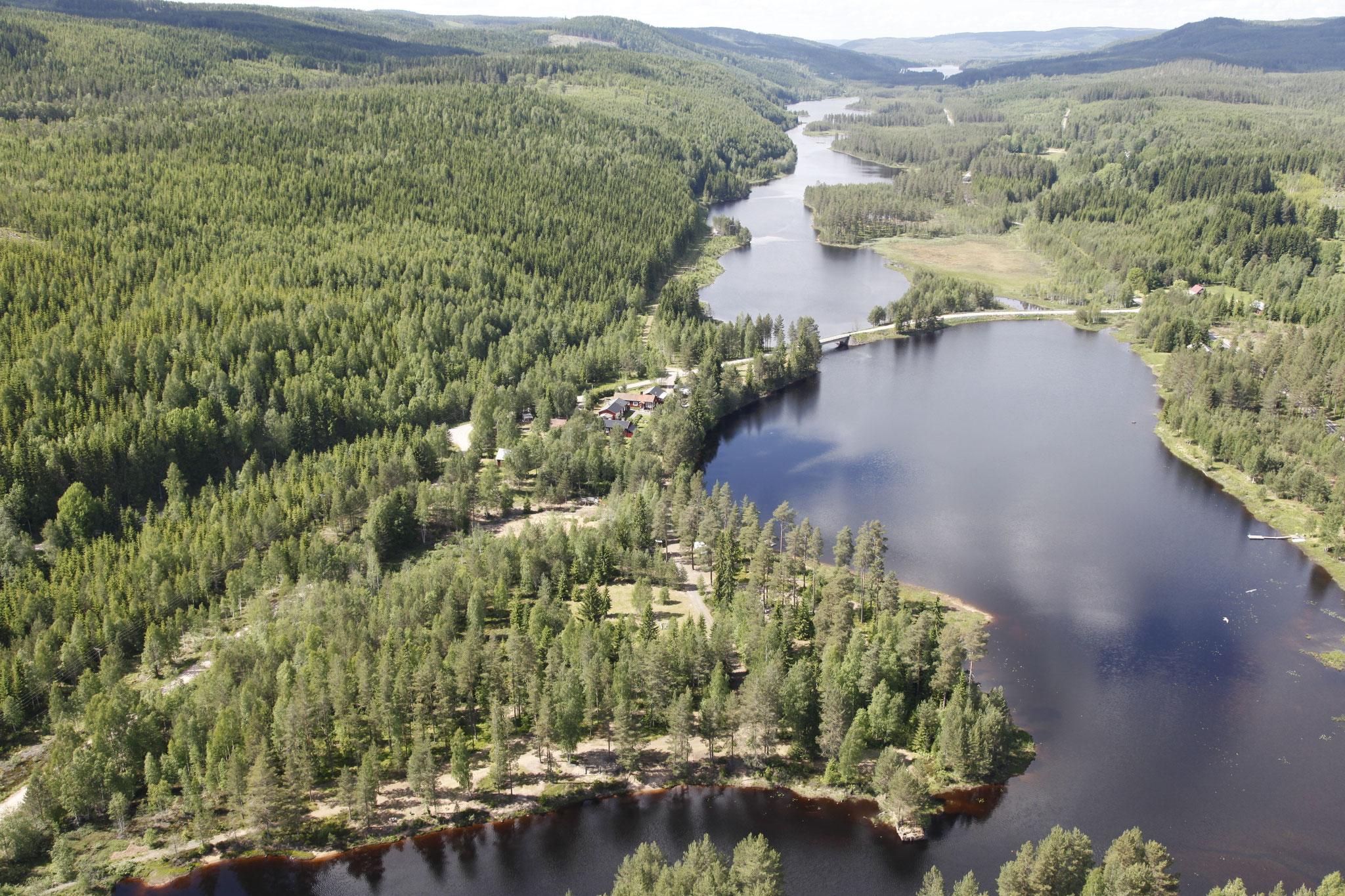 Herzlich willkommen auf Nya Skogsgården