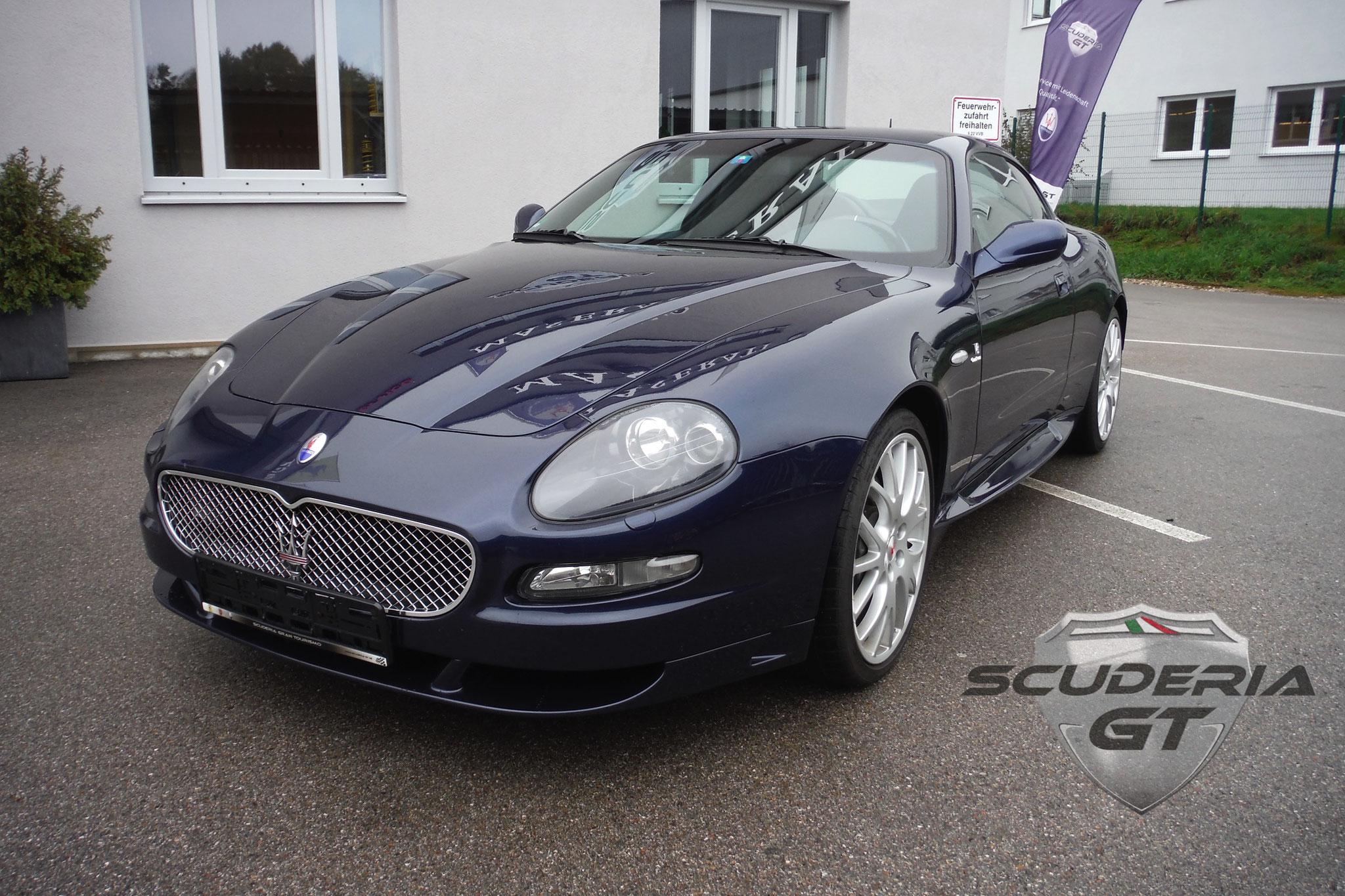 Maserati GranSport (SOLD)