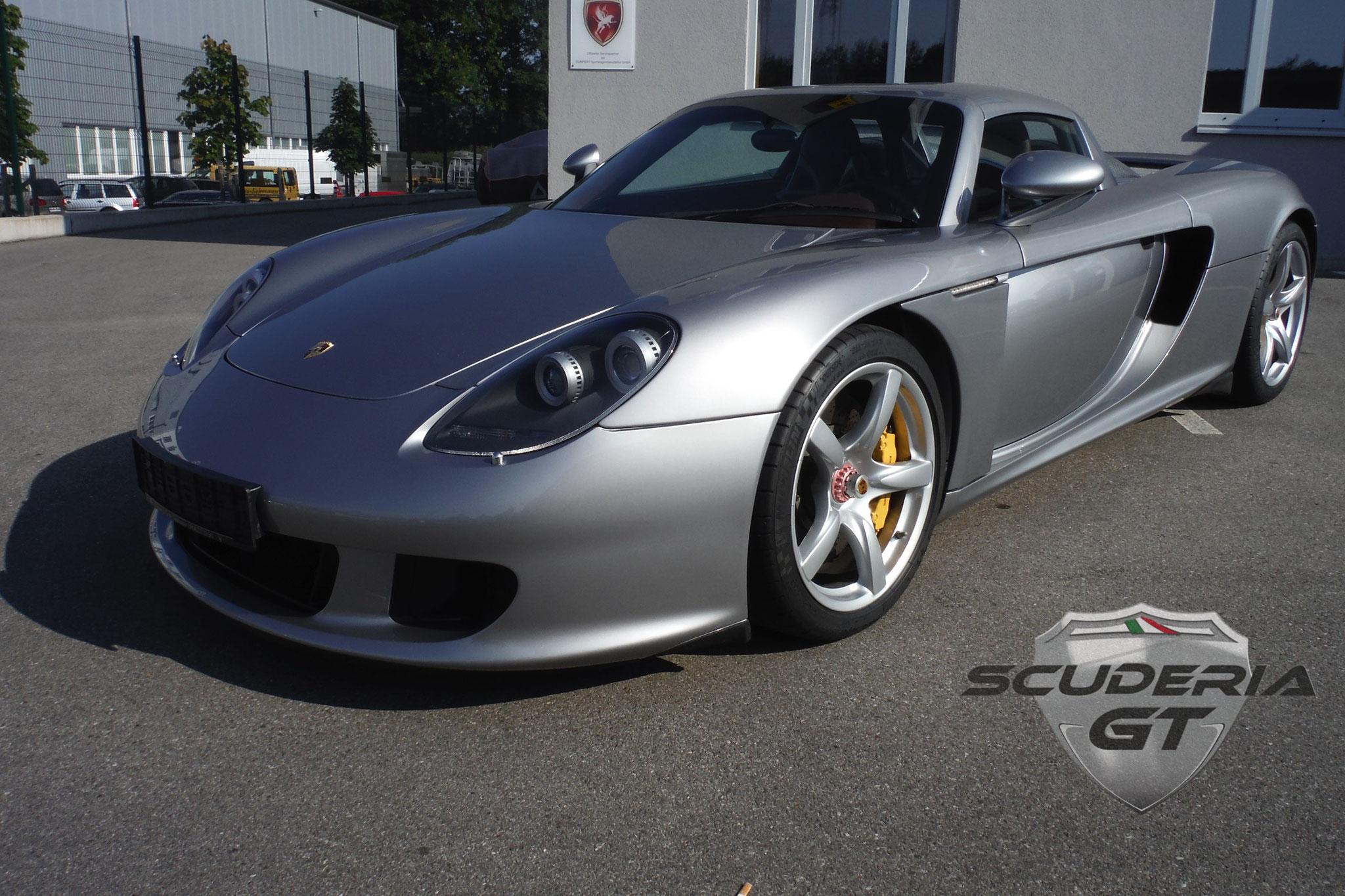 Porsche Carrera GT (SOLD)