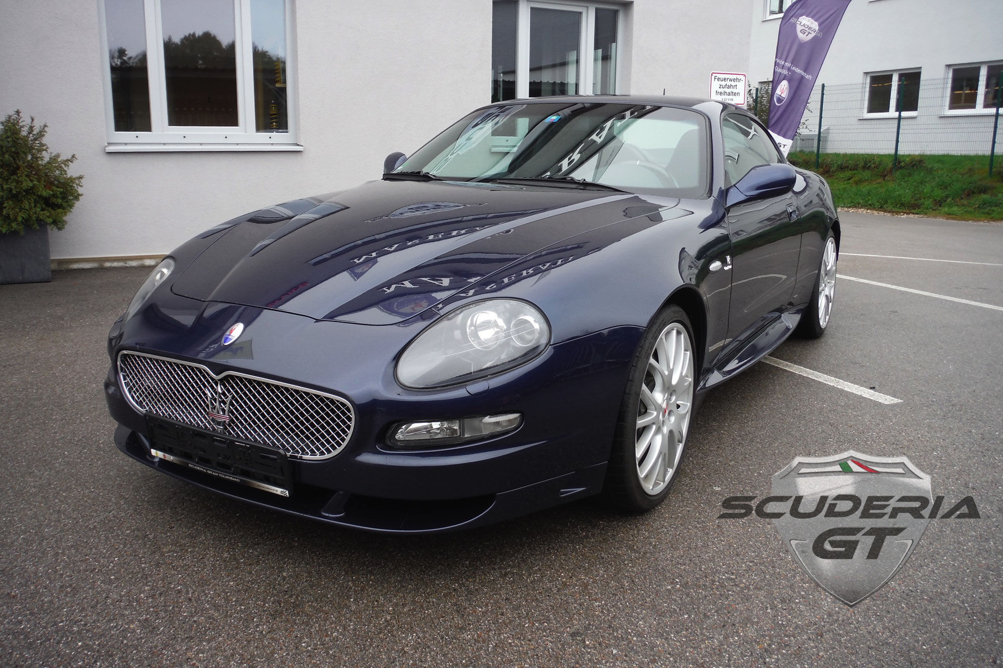 Maserati GranSport (SOLD)