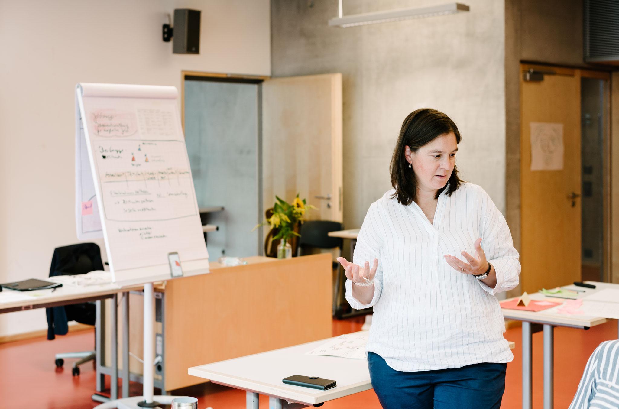 Input über Mindset im Design Thinking und neueste Methoden