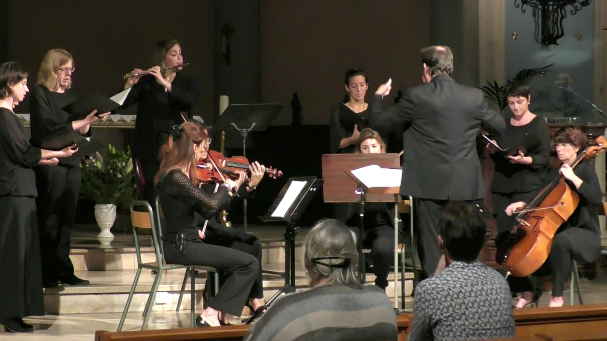 Jehan Alain 2016 - Messe Modale, en septuor