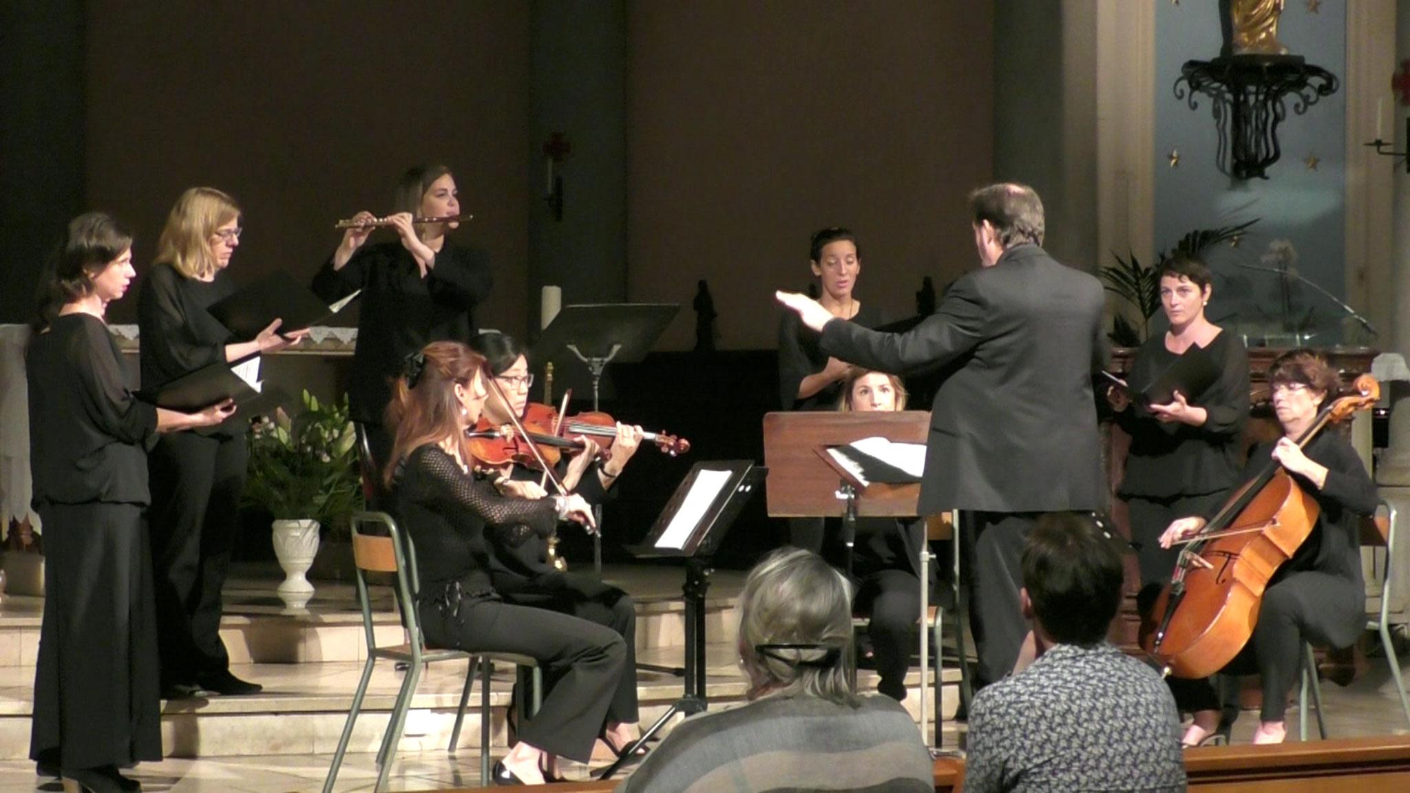 Jehan Alain 2016 - Messe Modale, Chœur de chambre 1732 (direction Bruno Habert)