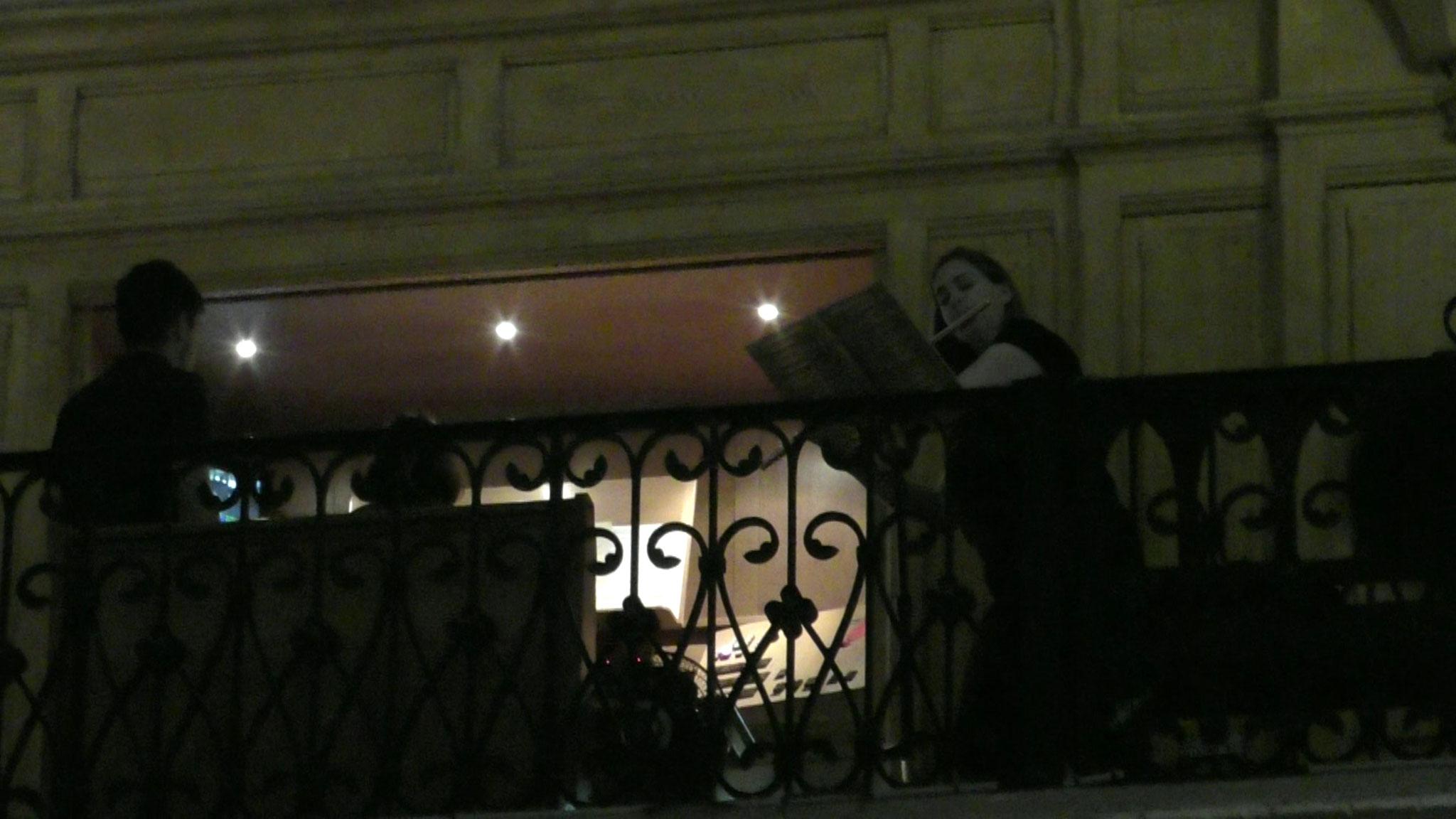 Jehan Alain 2016 - Trois mouvements, Caroline Debonne (Flûte) et Catherine Hyvert (Orgue)