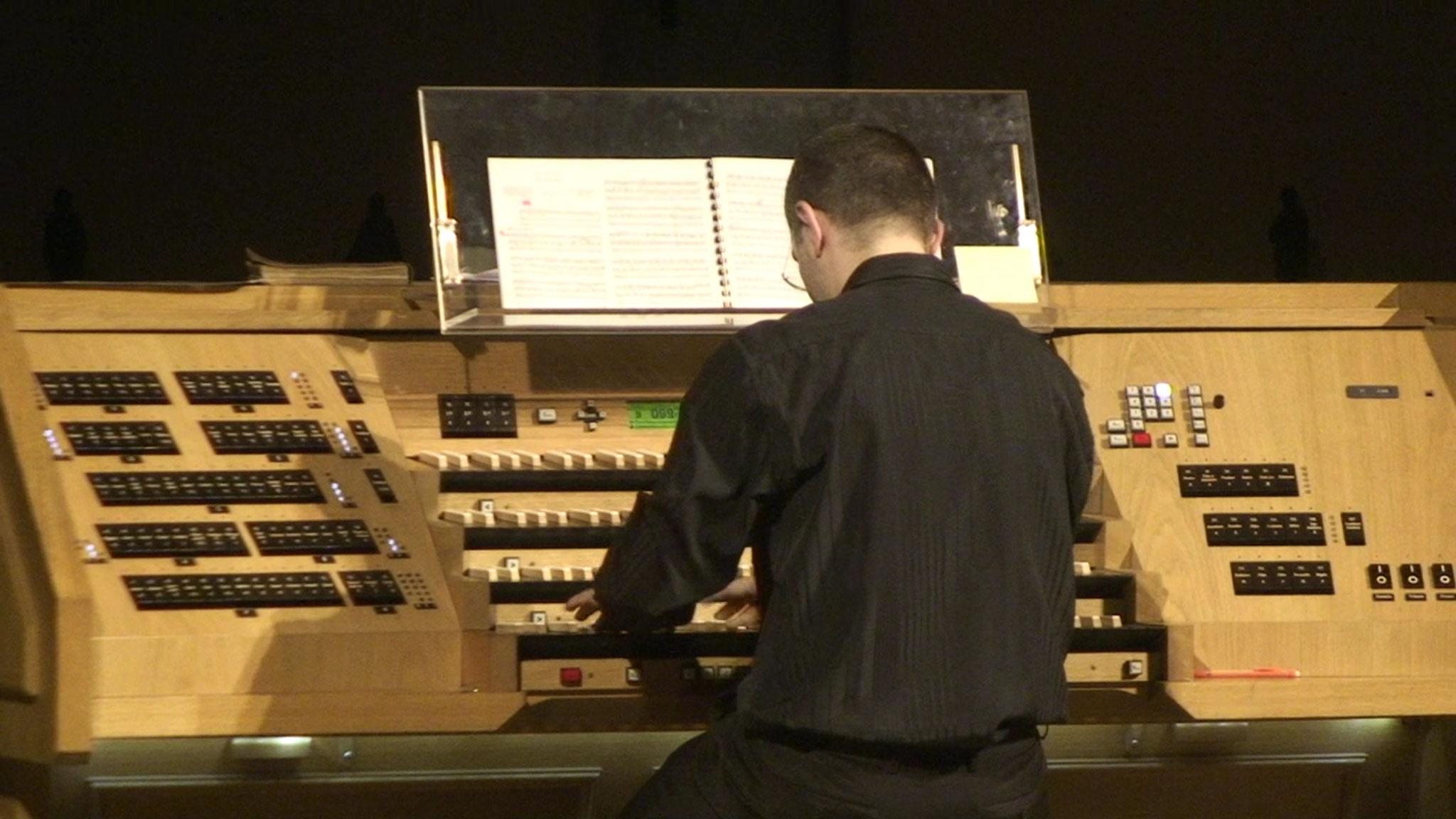 Jehan Alain 2016 - Litanies, Stéphane Catalanotti (orgue)