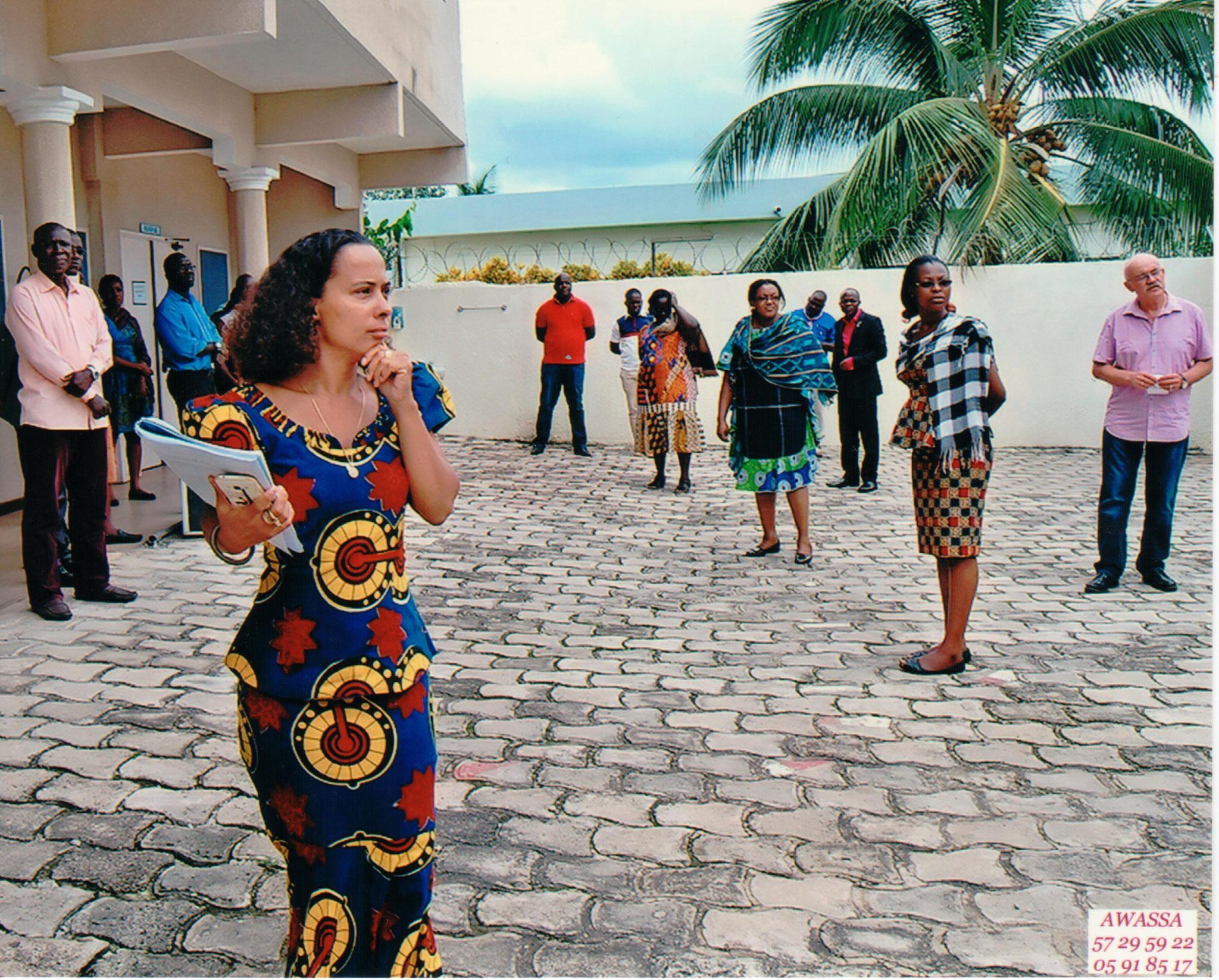 Formation en approche communautaire participative en Côte d'Ivoire, au Tchad et en Guinée (UNICEF, 2016)