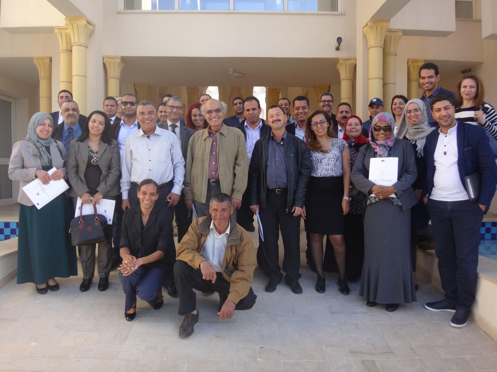Mise en oeuvre de la stratégie de communication pour le développement sur la justice juvénile en Tunisie (UNICEF, 2016-2017)