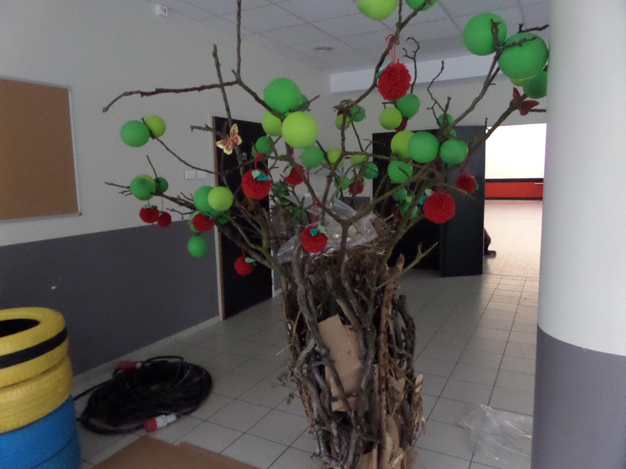 l'arbre récup'