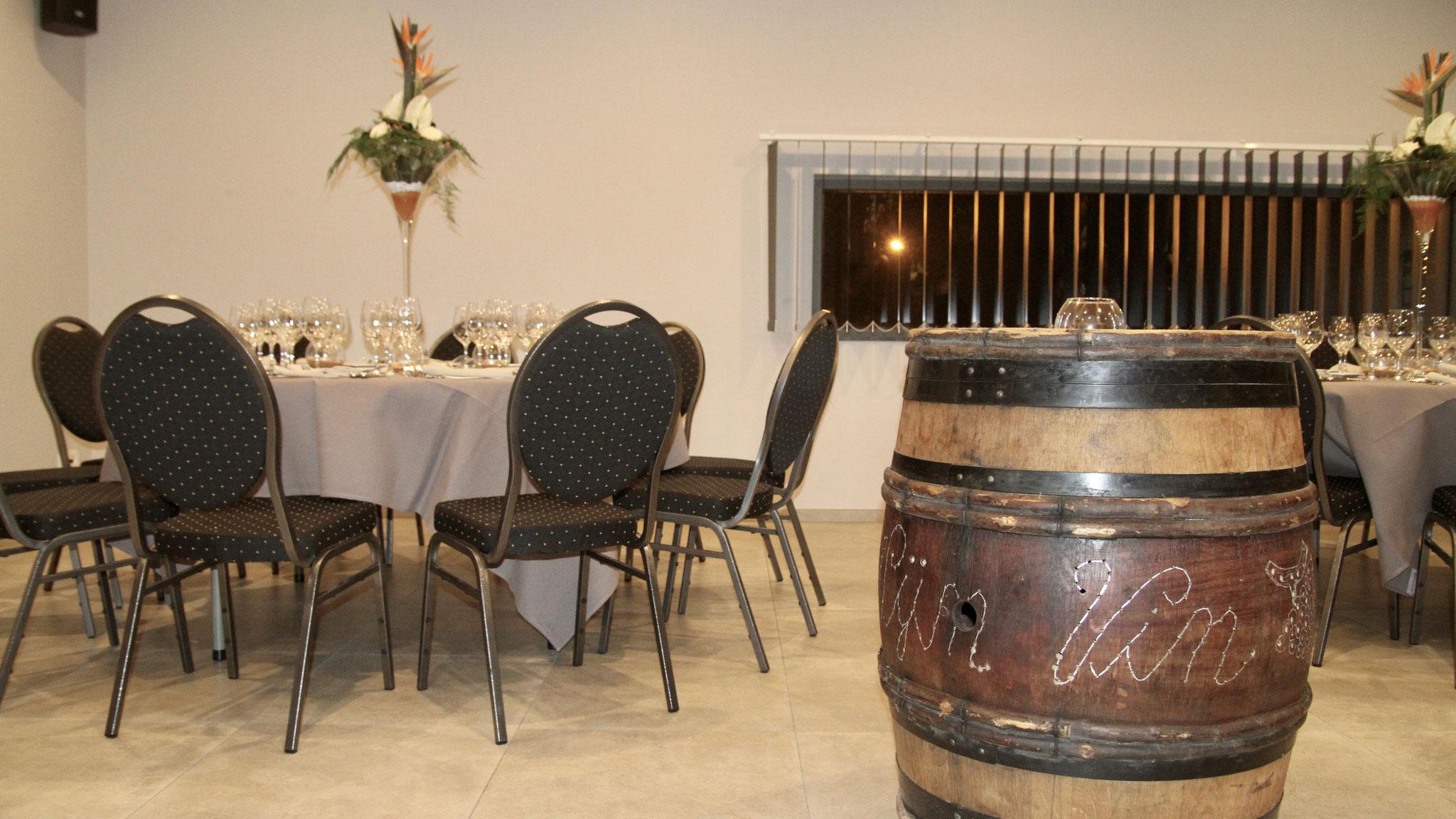 Salles de réception Charleroi Sud