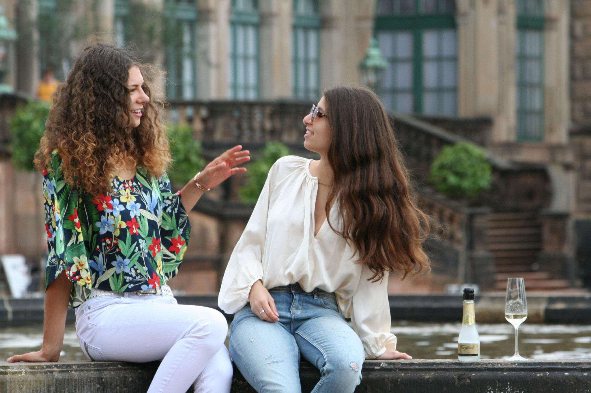Flirtgeschichten mit Freixenet