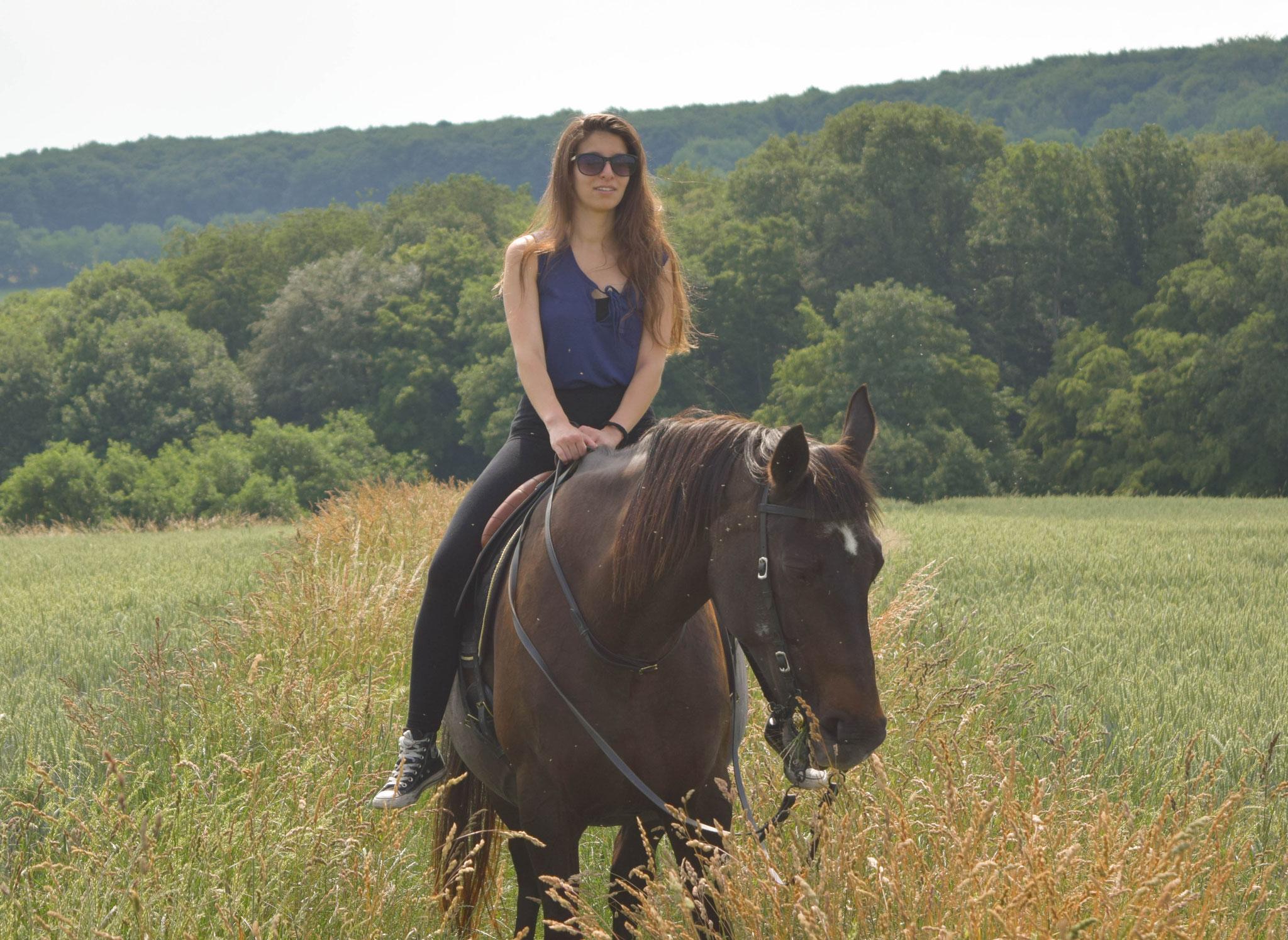 Pferde by Carmen Schubert Modeblog Deutschland