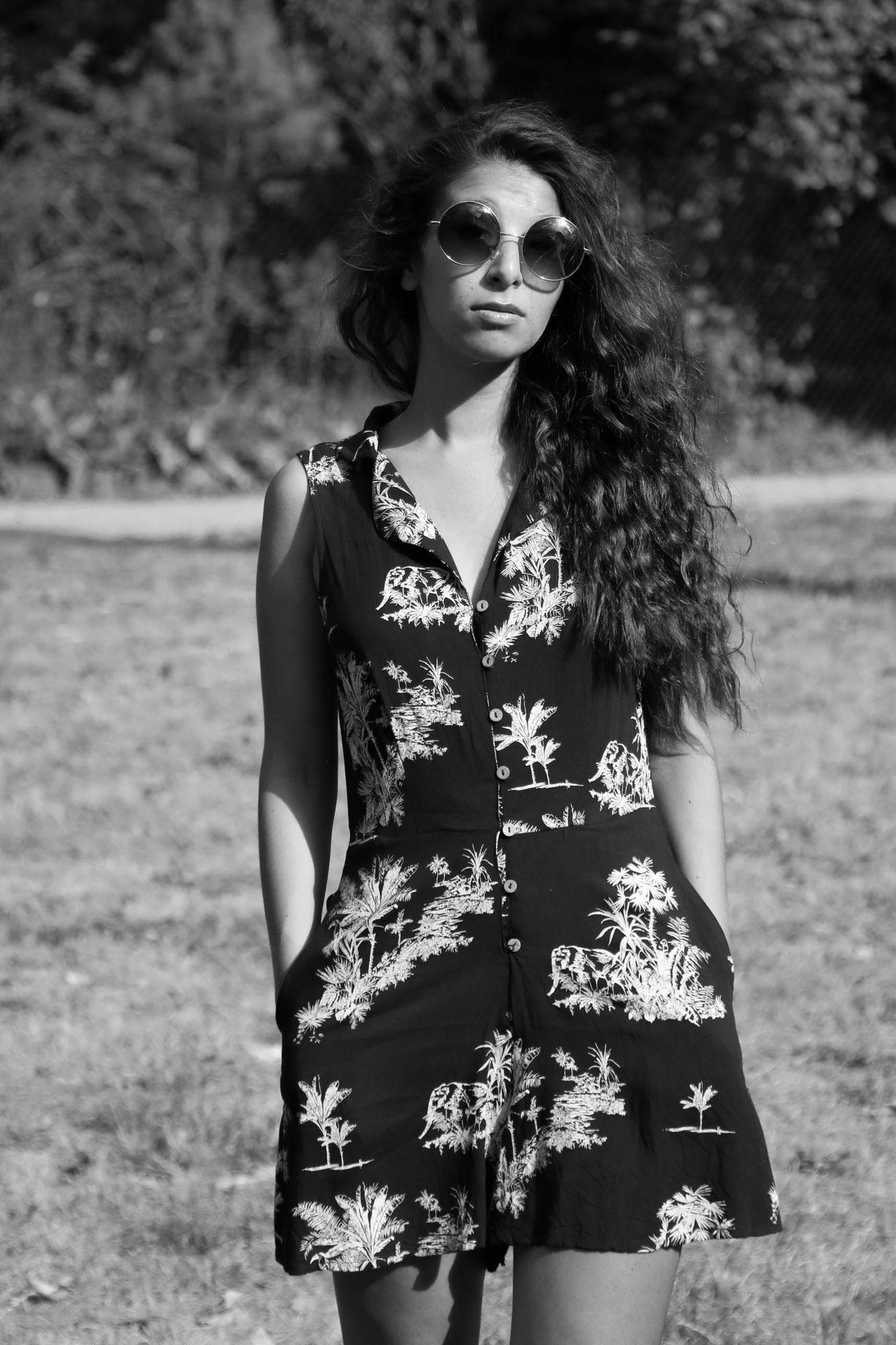 by Carmen Schubert Modeblog Deutschland Strohhut Pantoletten Zara