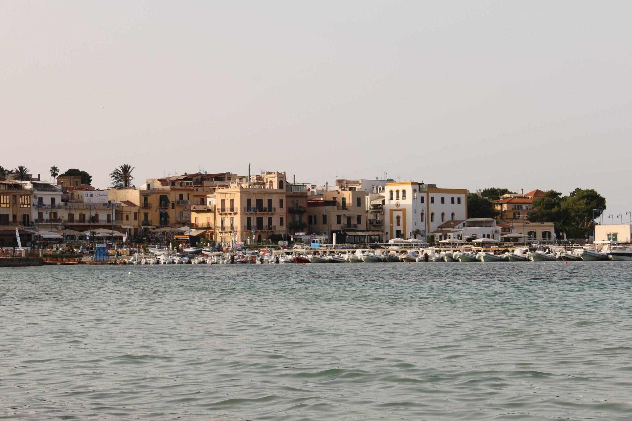 Sizilien, Sicilia, Mondello, Italy, Carmen Schubert