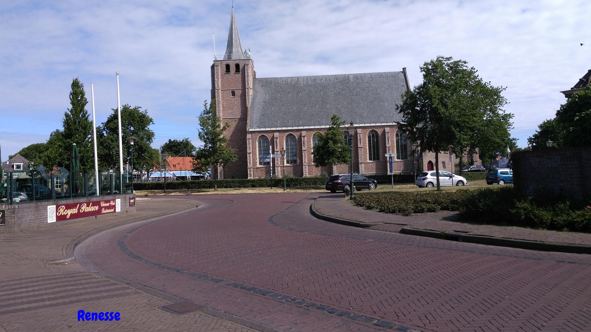 Kirche von Renesse