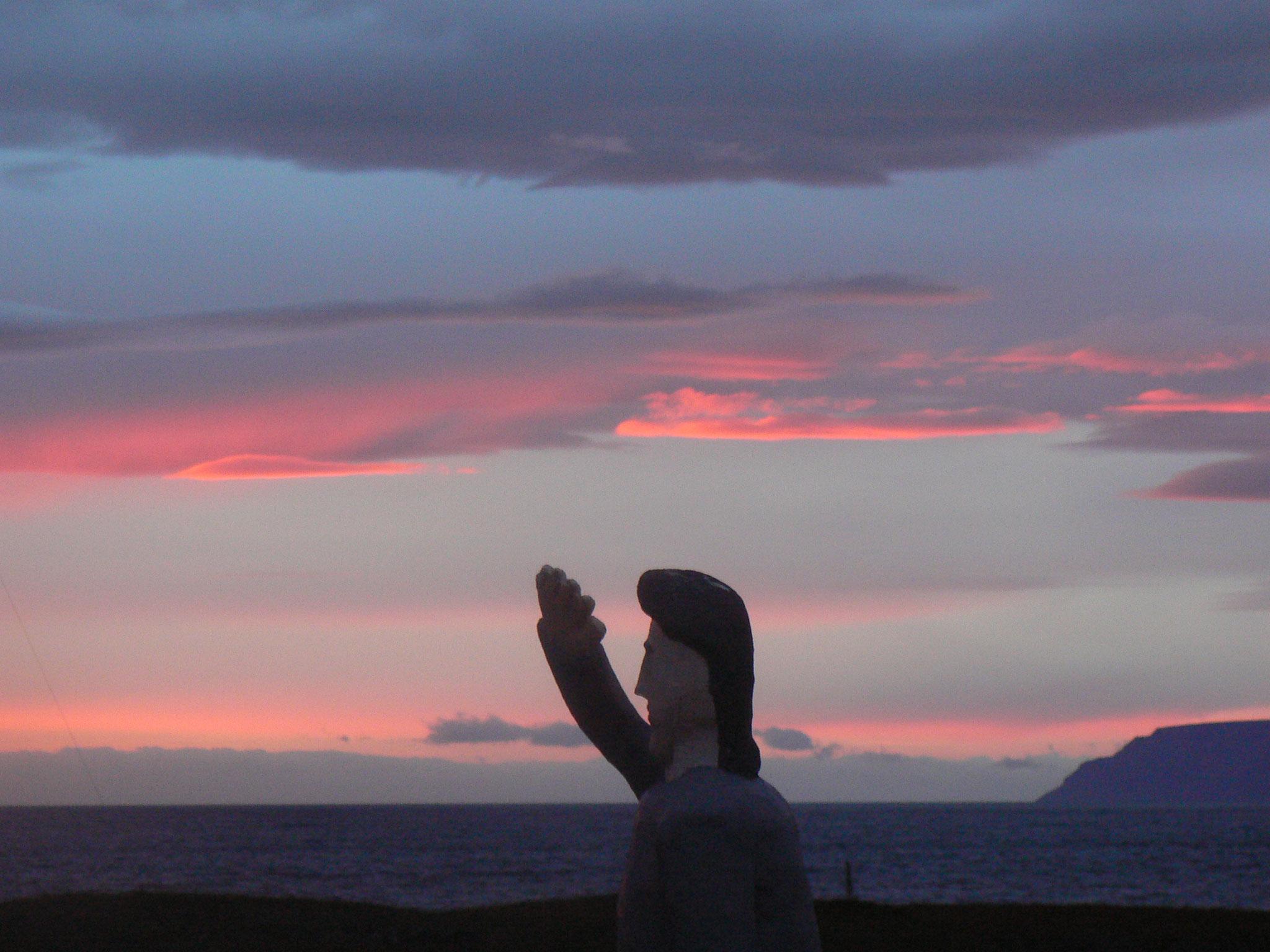 Statue of Leif Ericsson 2009