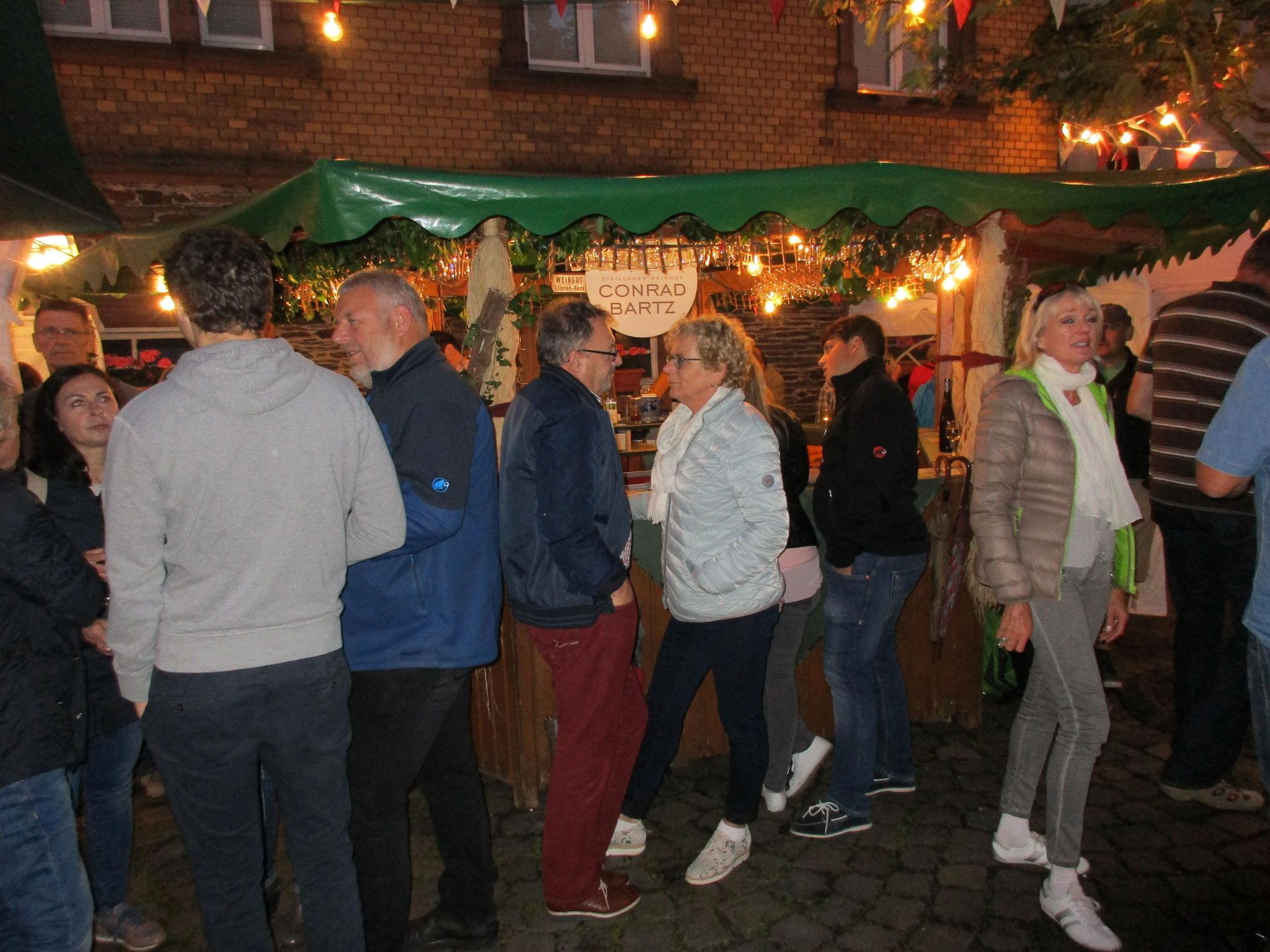 Altstadtfest in Traben-Trarbach 2016